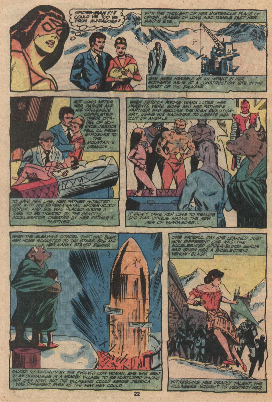 Spider-Woman (1978) #20 #31 - English 14
