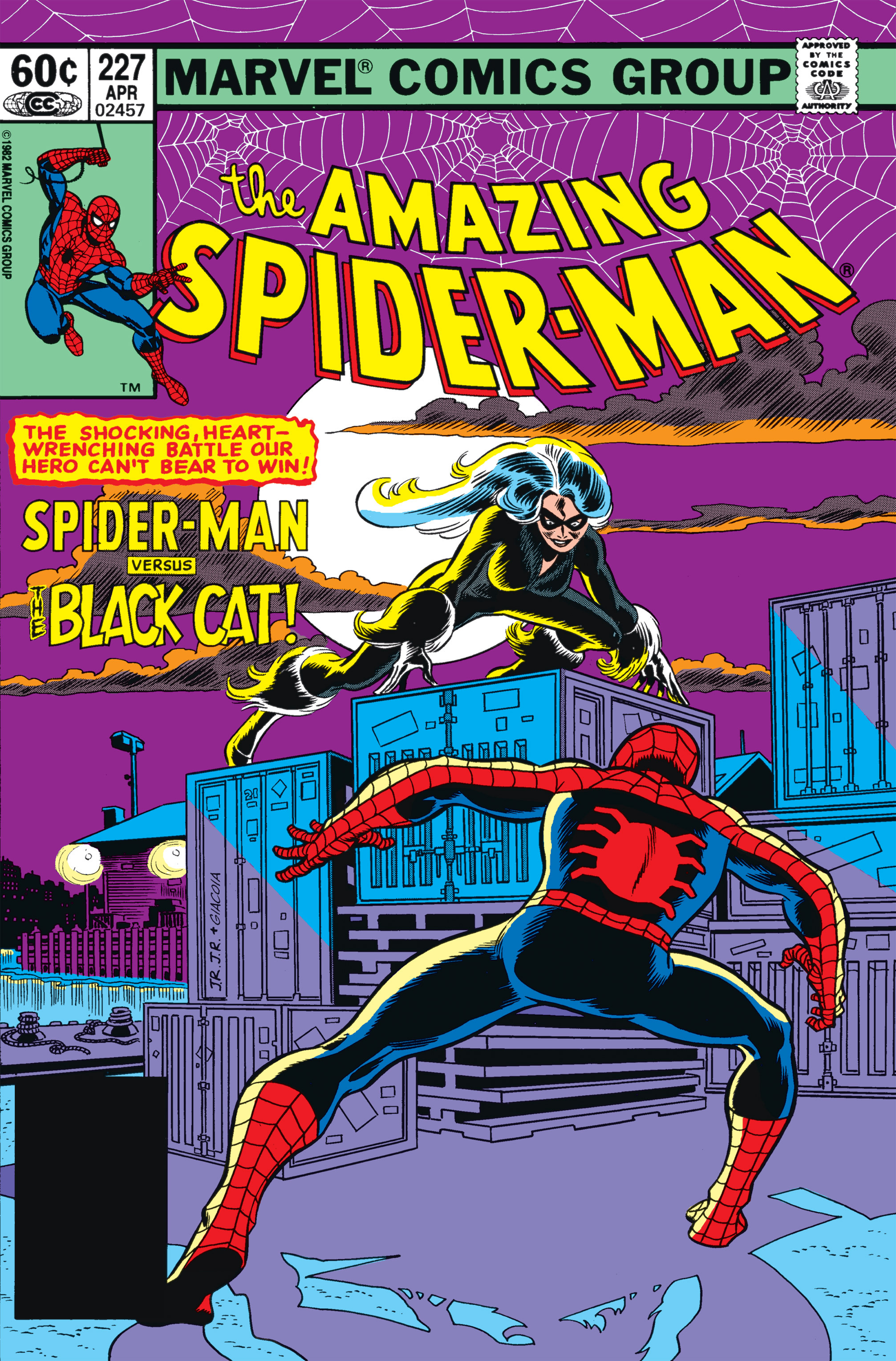 The Amazing Spider-Man (1963) 227 Page 1