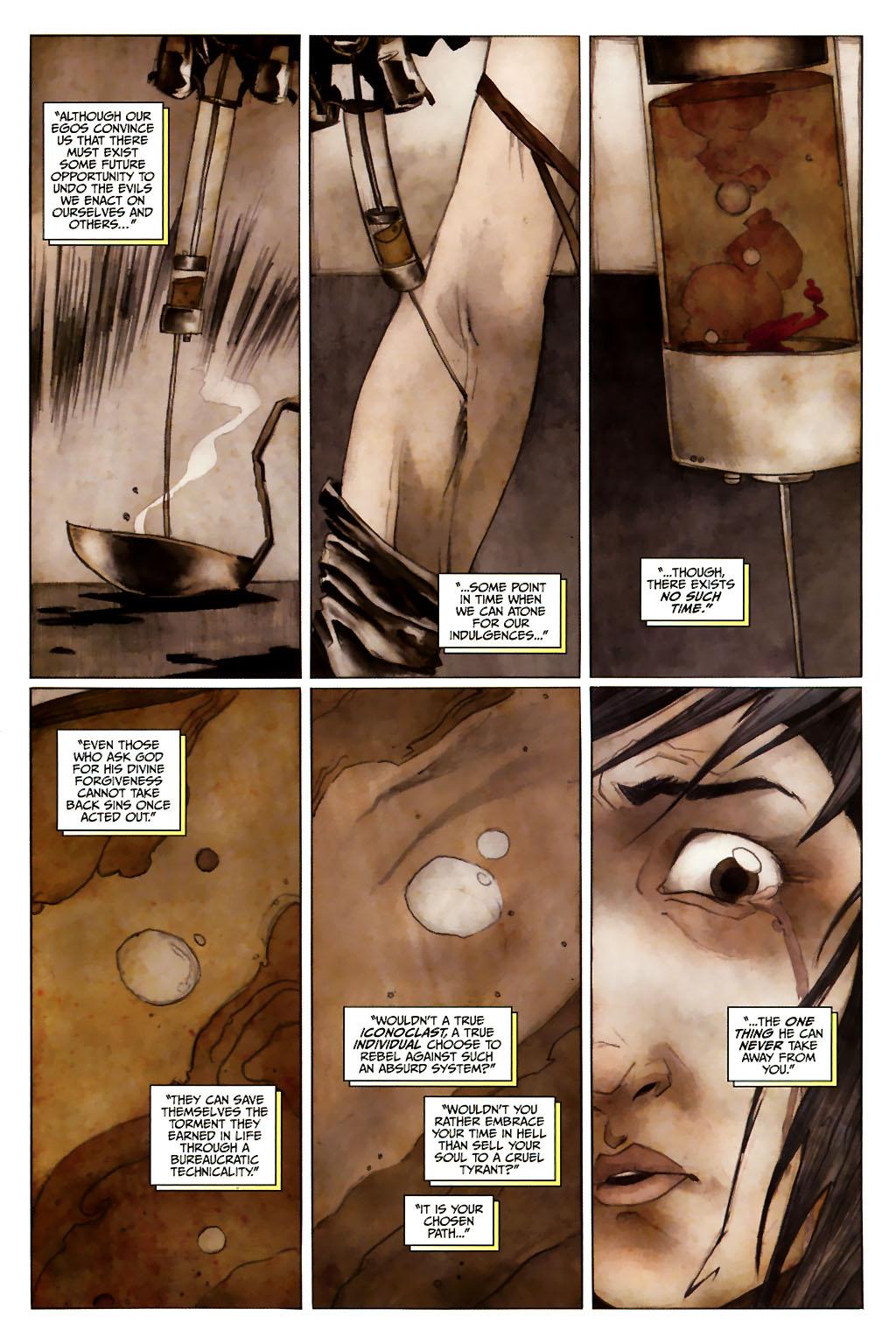 Girl 13 Page 6 #6 - English 19