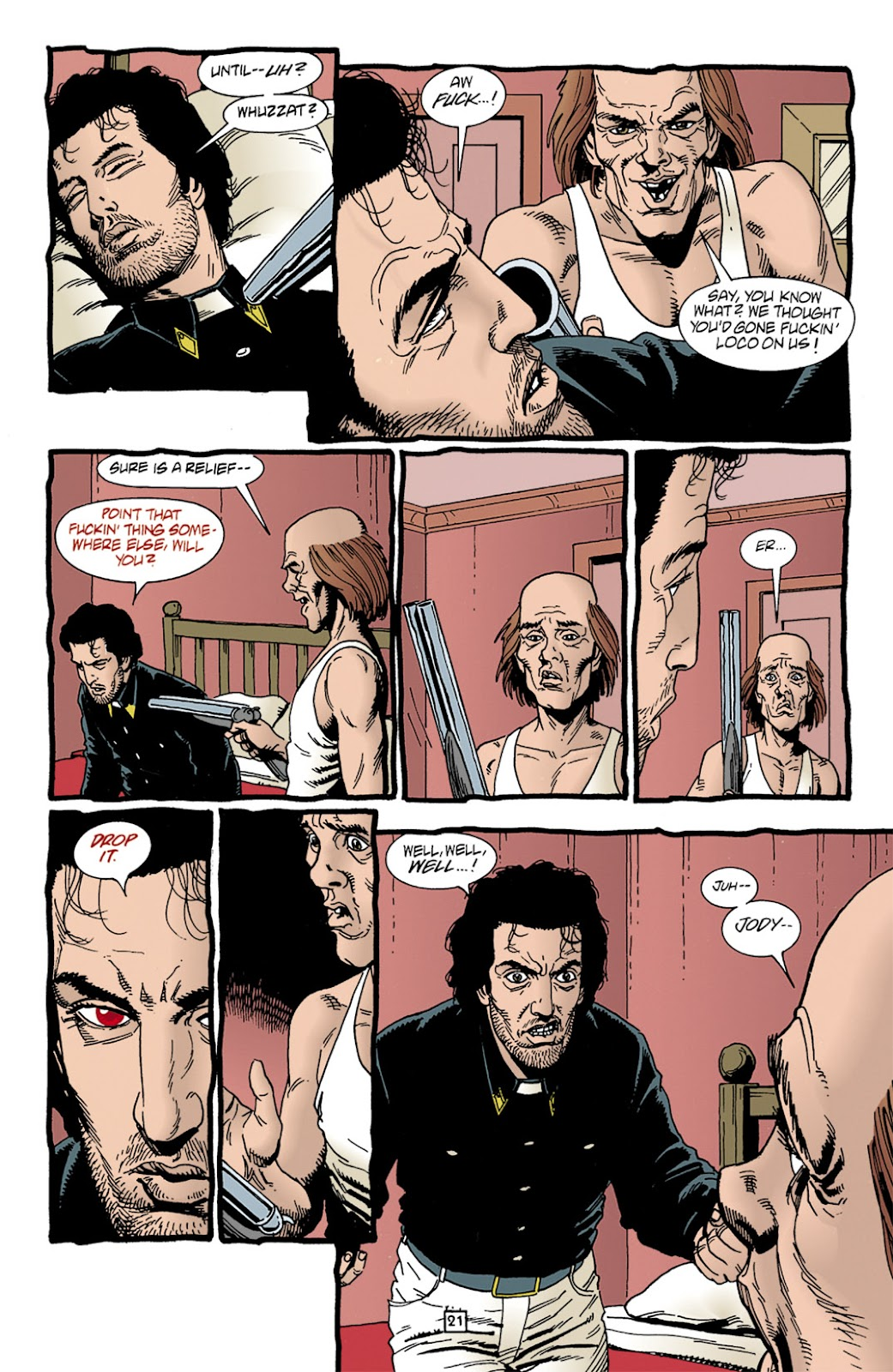 Preacher Issue #11 #20 - English 22