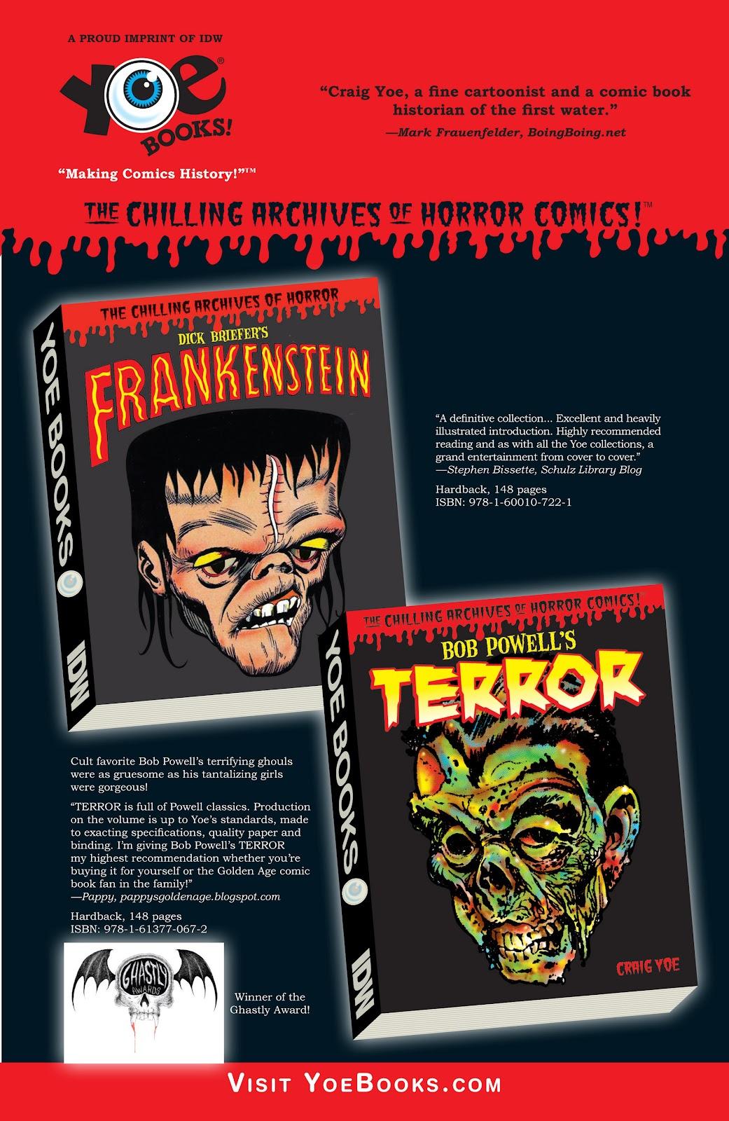 Haunted Horror Issue #6 #6 - English 51