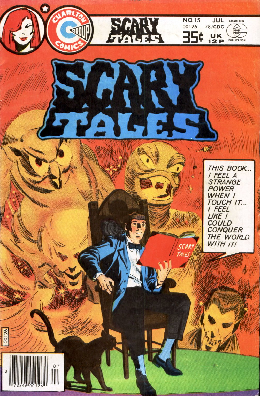 Read online Scary Tales comic -  Issue #15 - 1