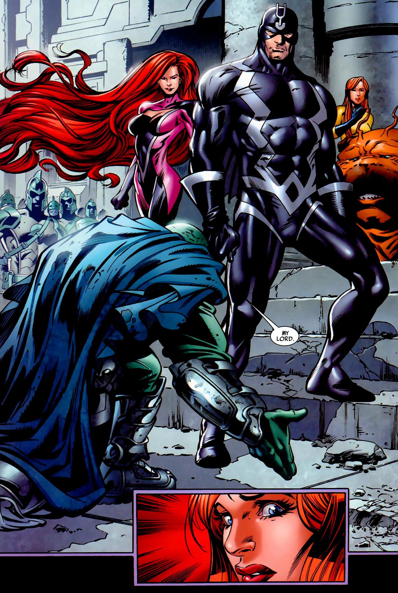 Read online Secret Invasion: War of Kings comic -  Issue # Full - 36