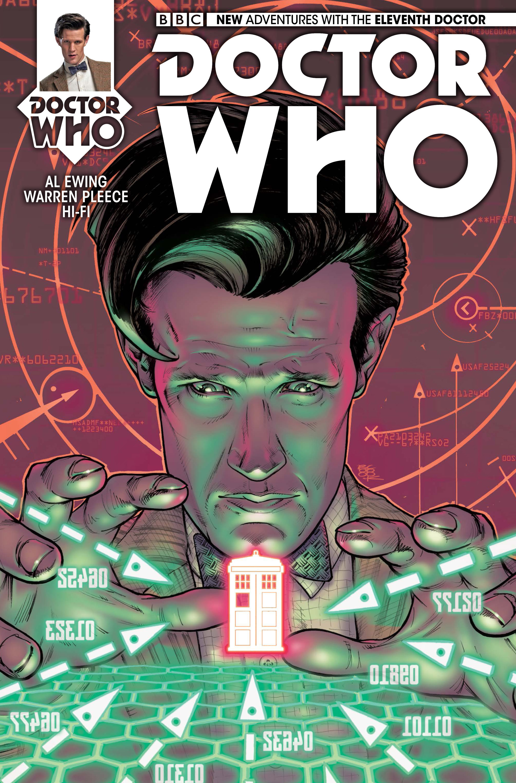 Doctor Who: The Eleventh Doctor 8 Page 1