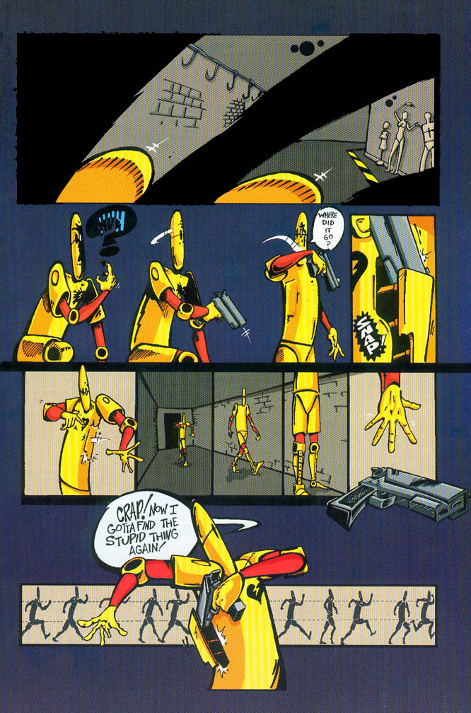 Read online Scud: The Disposable Assassin (1994) comic -  Issue #1 - 17