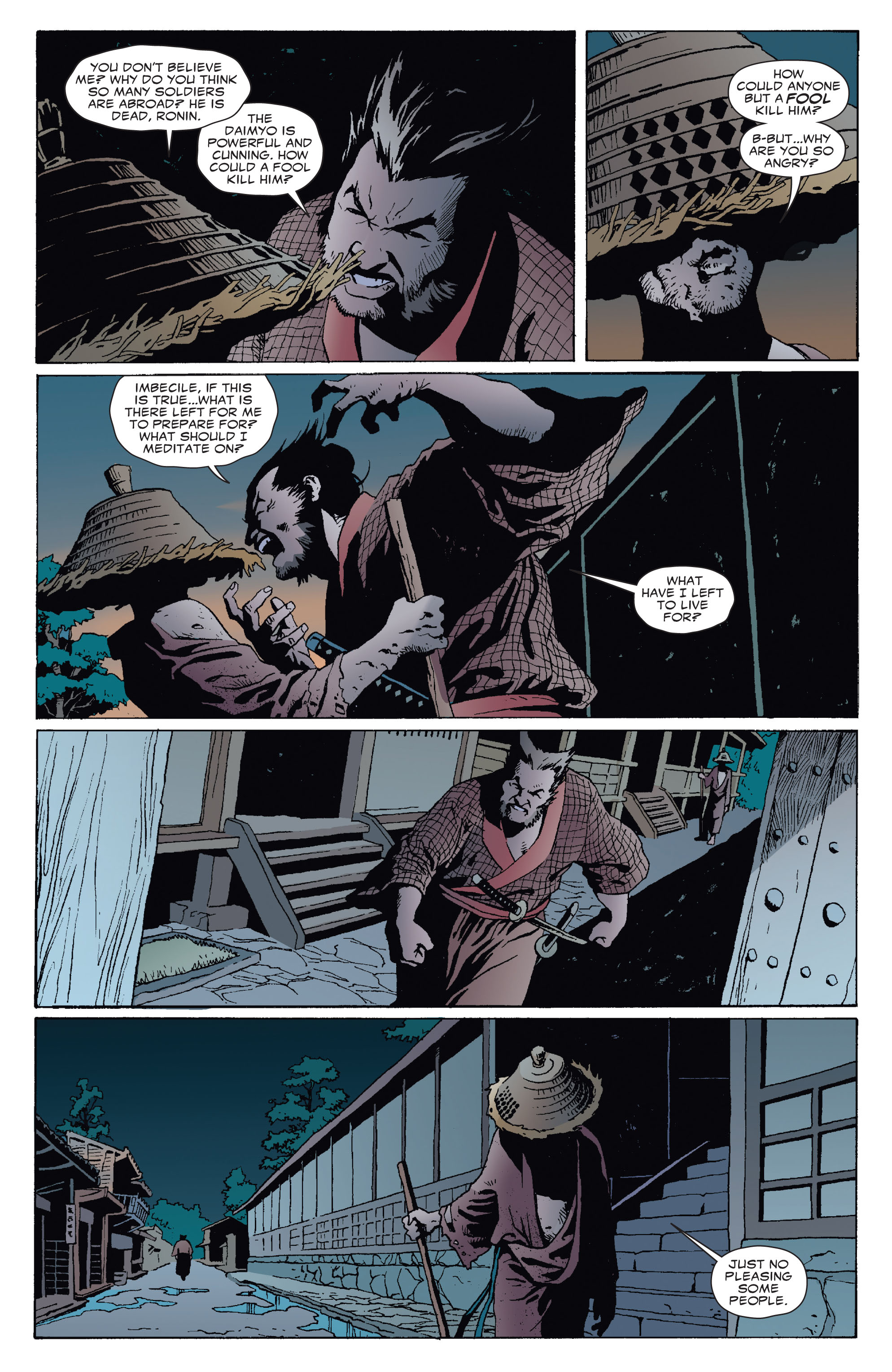 5 Ronin (2011) 5 Page 20