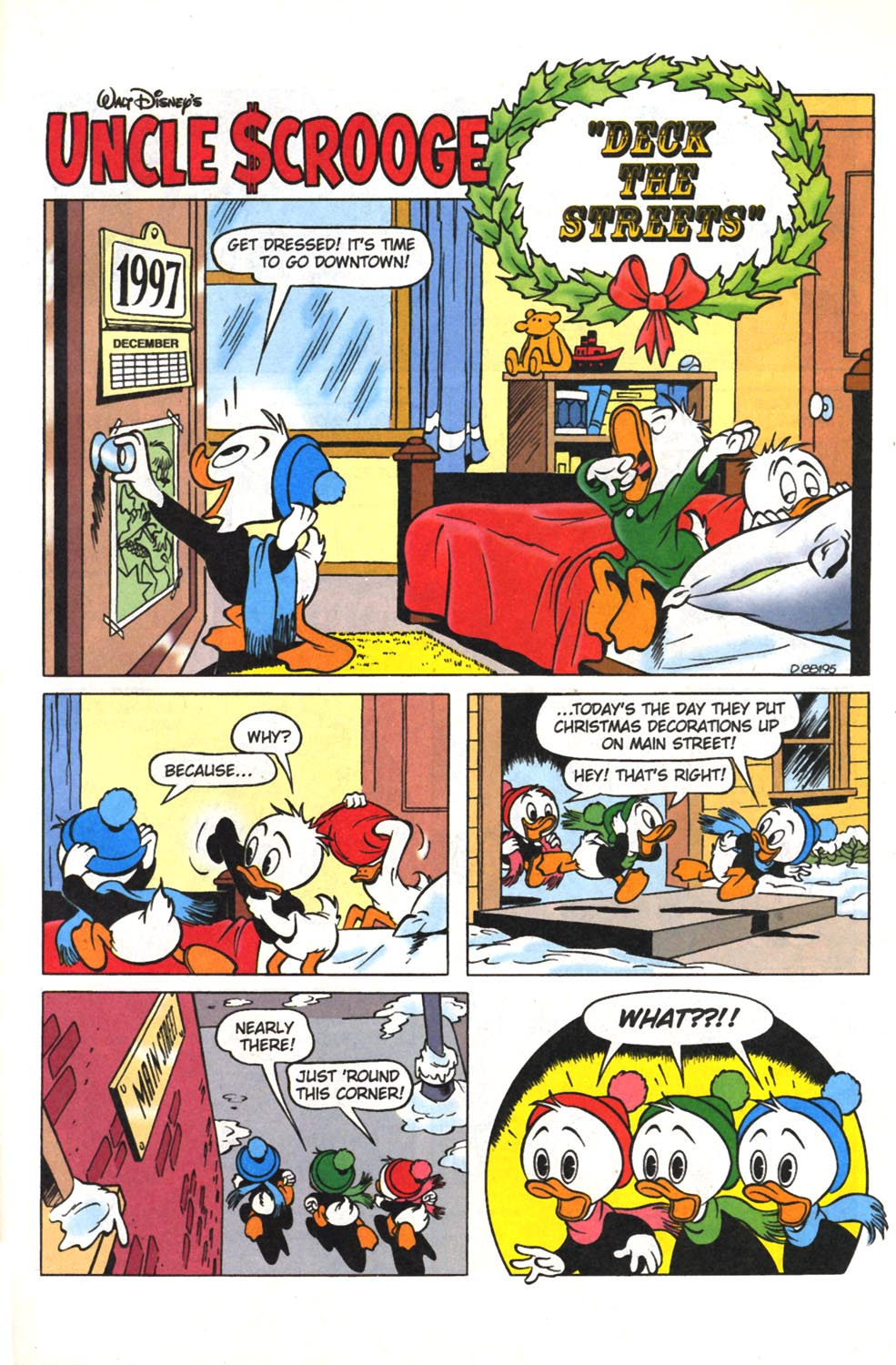 Uncle Scrooge (1953) Issue #308 #308 - English 25