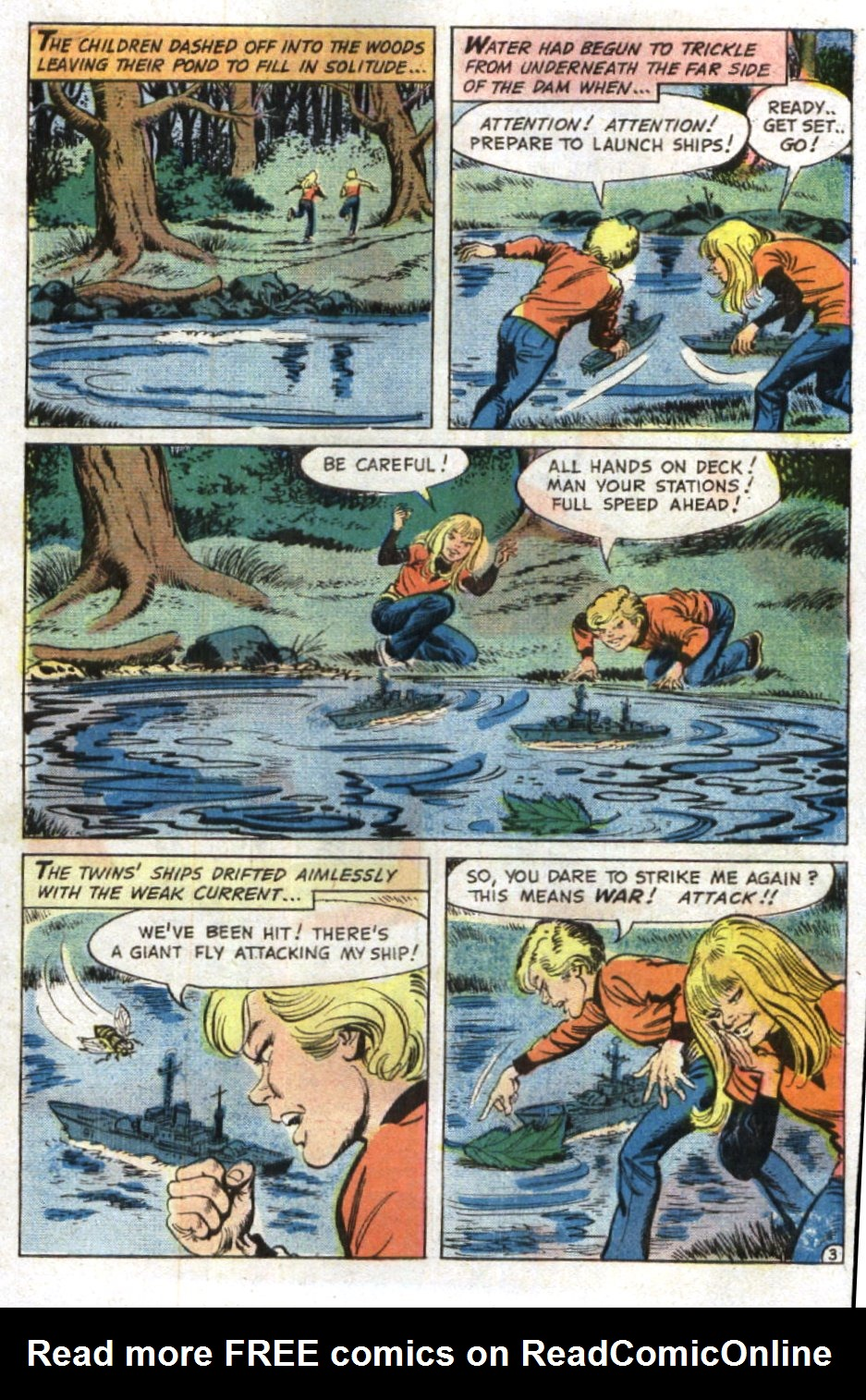 Read online Scary Tales comic -  Issue #24 - 19