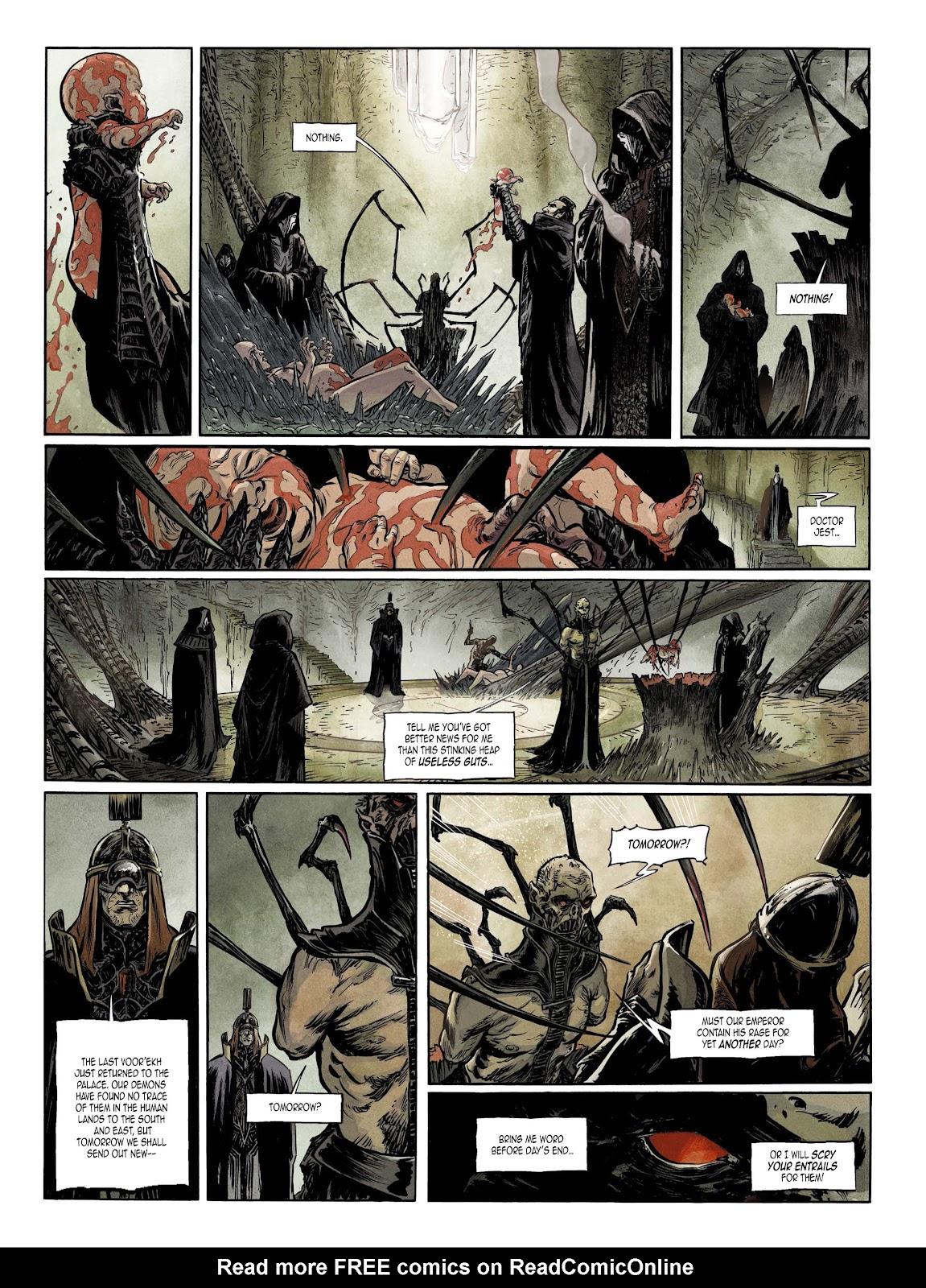 Elric (2014) TPB 2 #2 - English 12