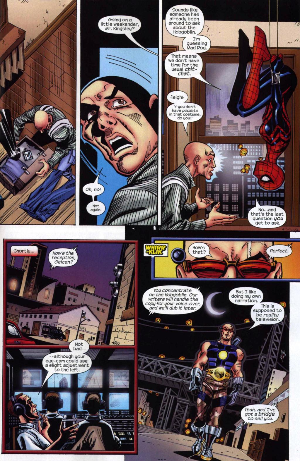 Amazing Spider-Girl Issue #4 #5 - English 17