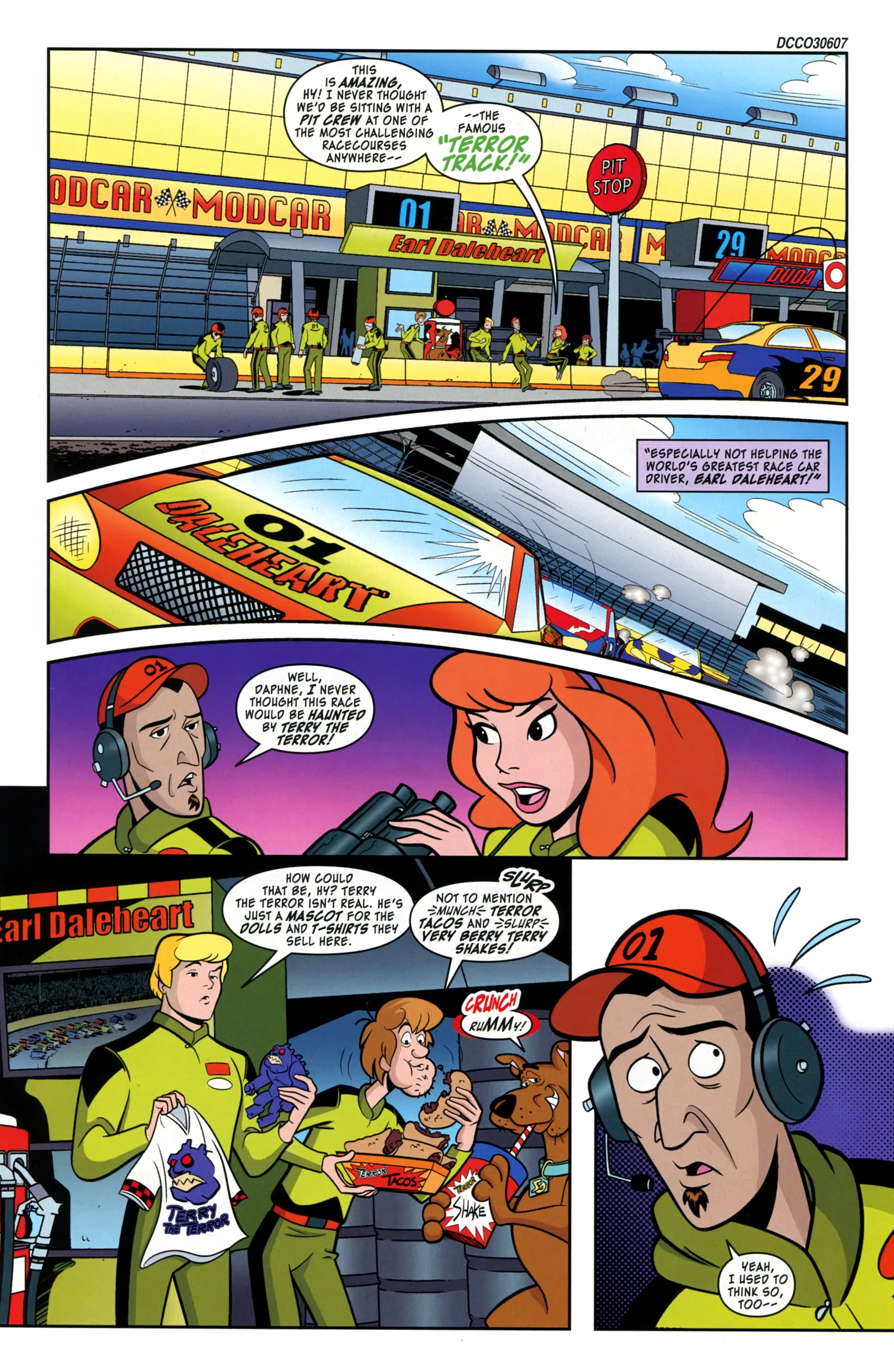 Read online Scooby-Doo: Where Are You? comic -  Issue #36 - 3