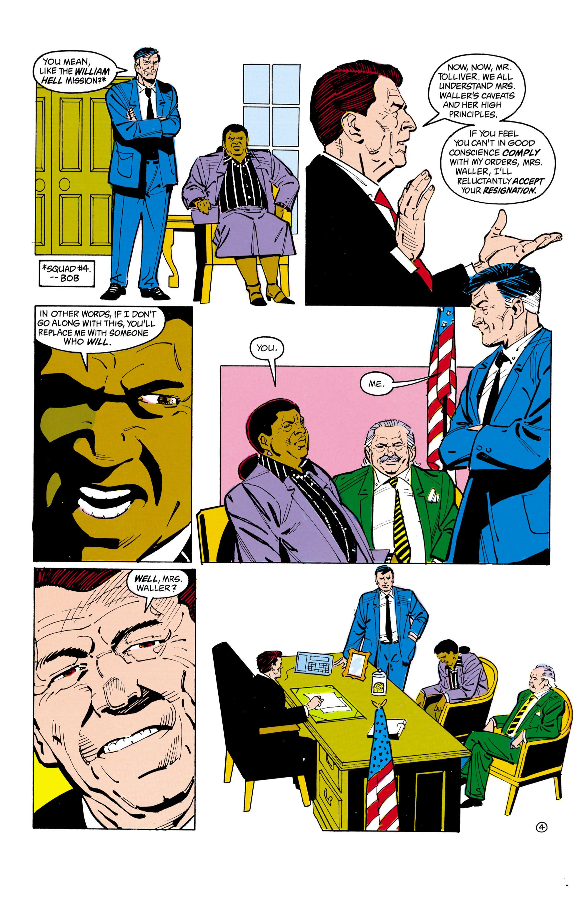 Suicide Squad (1987) 14 Page 4