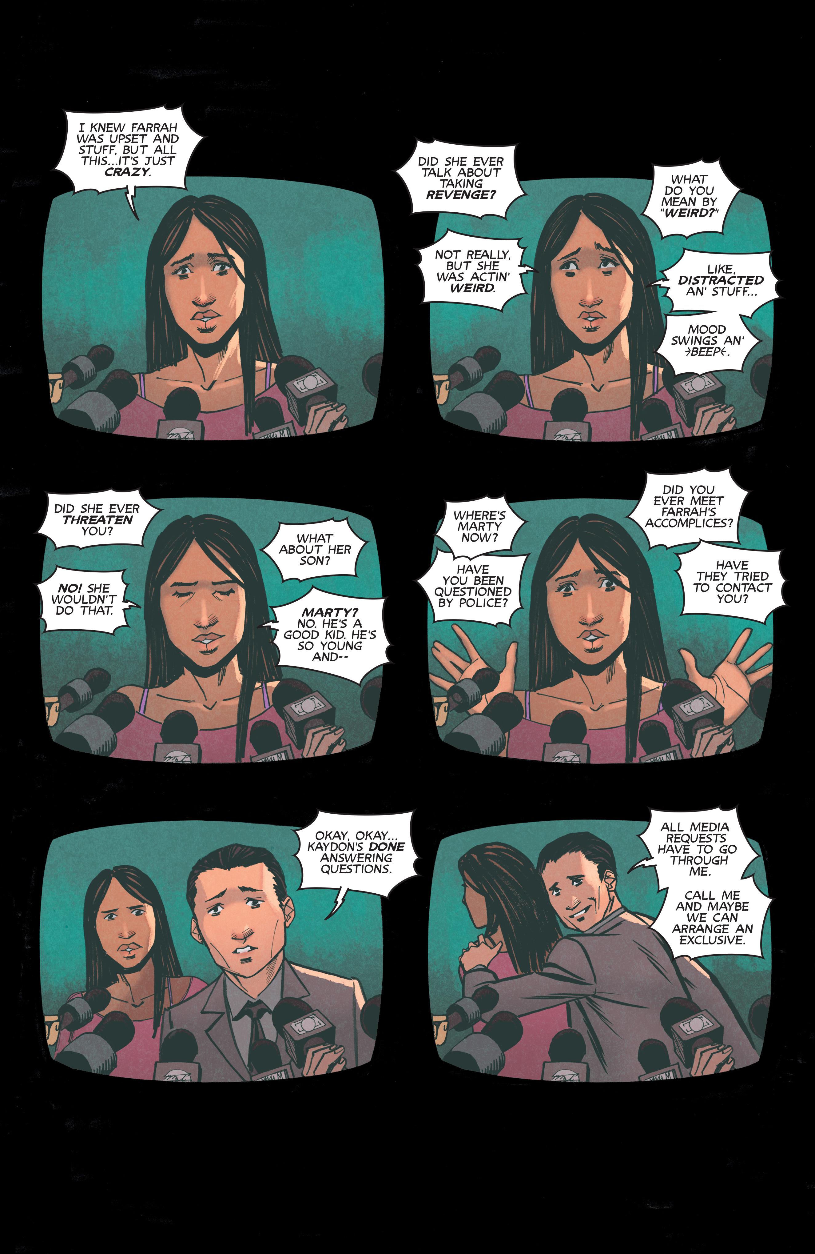 Read online Glitterbomb comic -  Issue #4 - 24