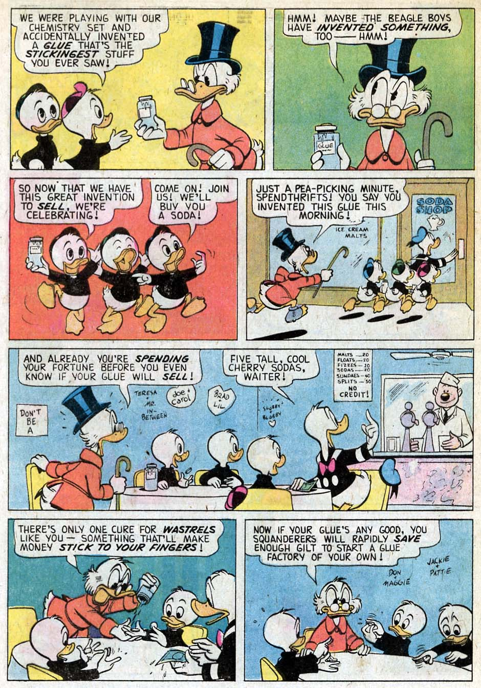 Uncle Scrooge (1953) Issue #141 #141 - English 5