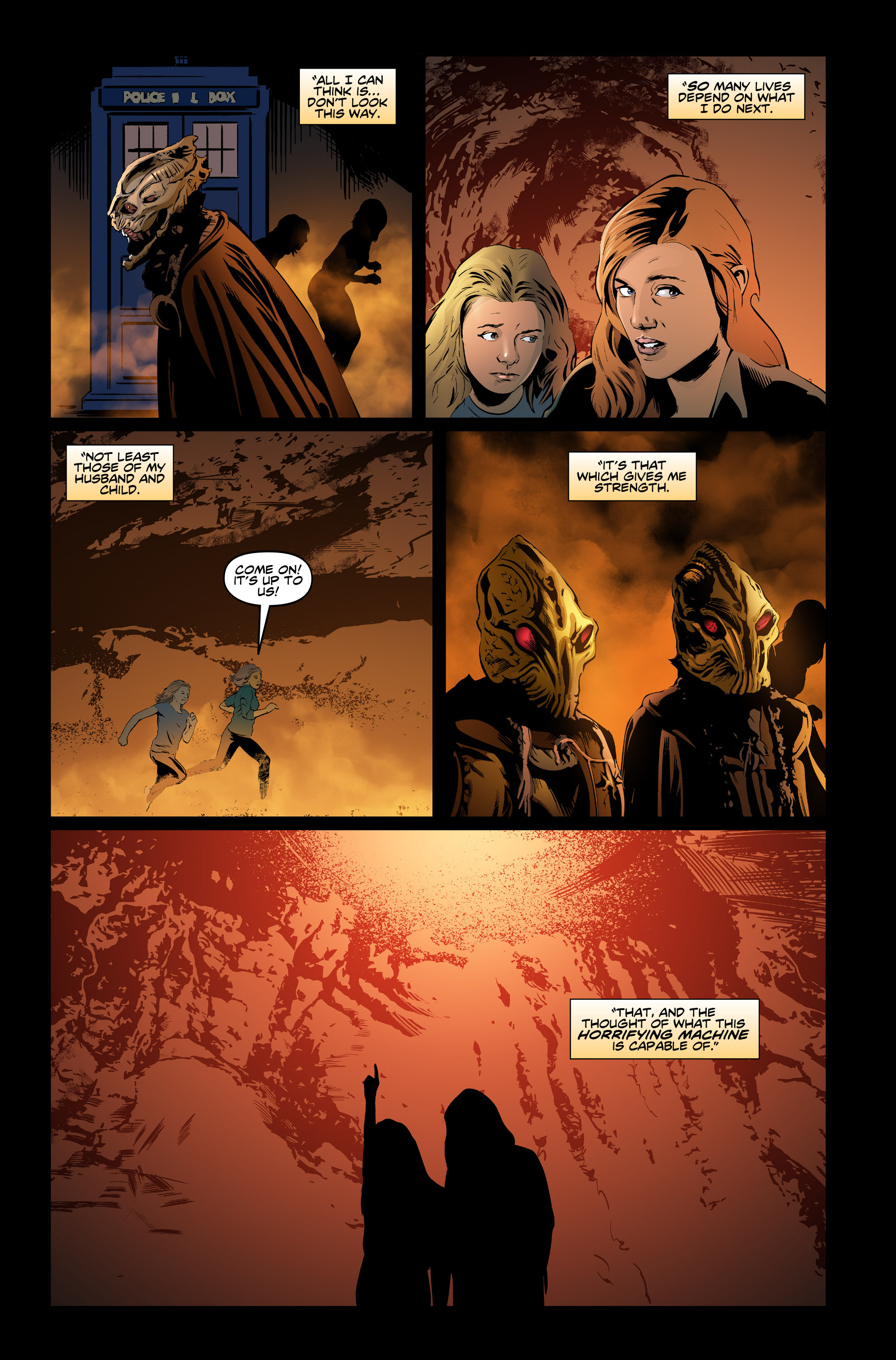 Doctor Who: Ghost Stories chap 6 pic 10