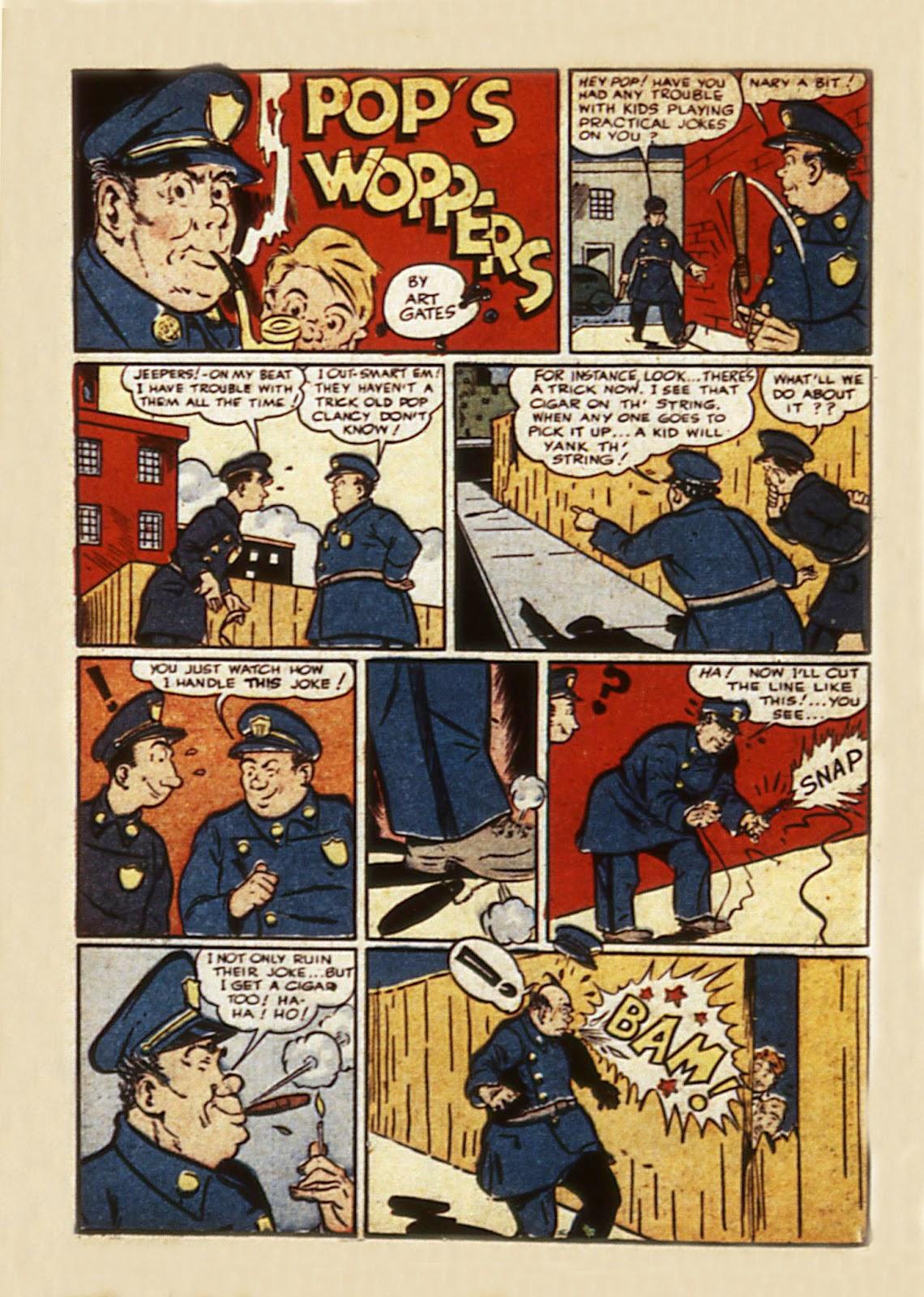 Sub-Mariner Comics Issue #7 #7 - English 64