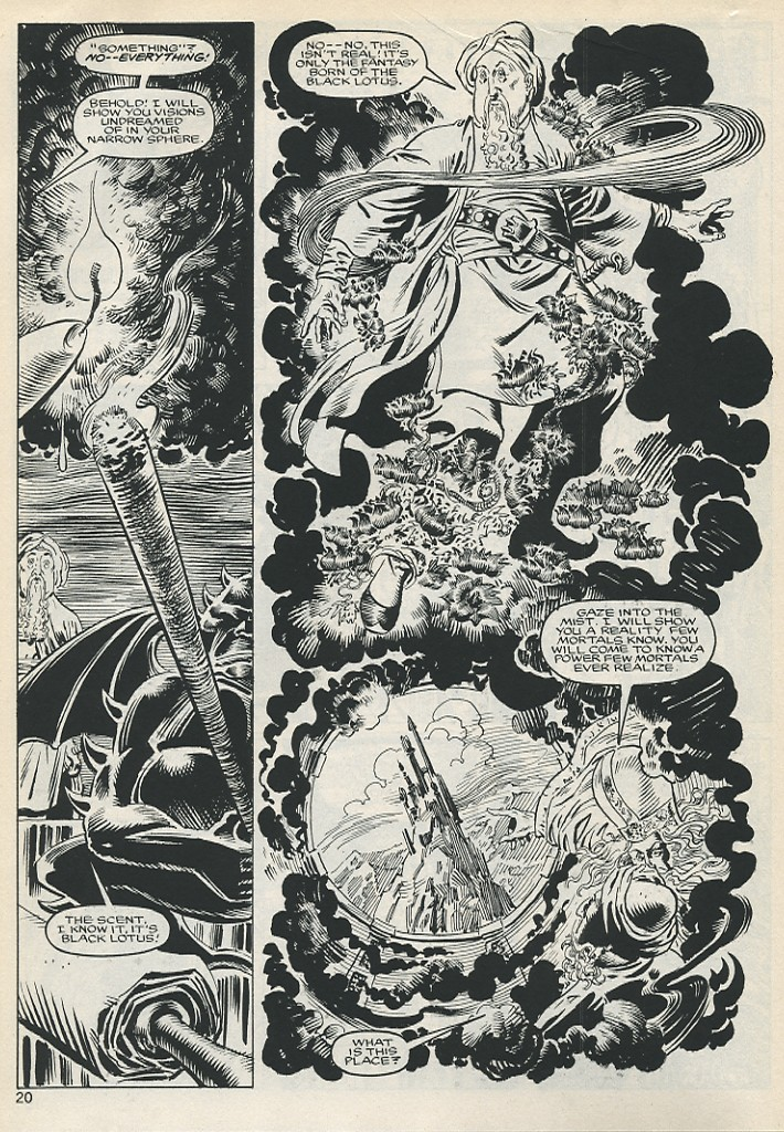 The Savage Sword Of Conan Issue #131 #132 - English 20