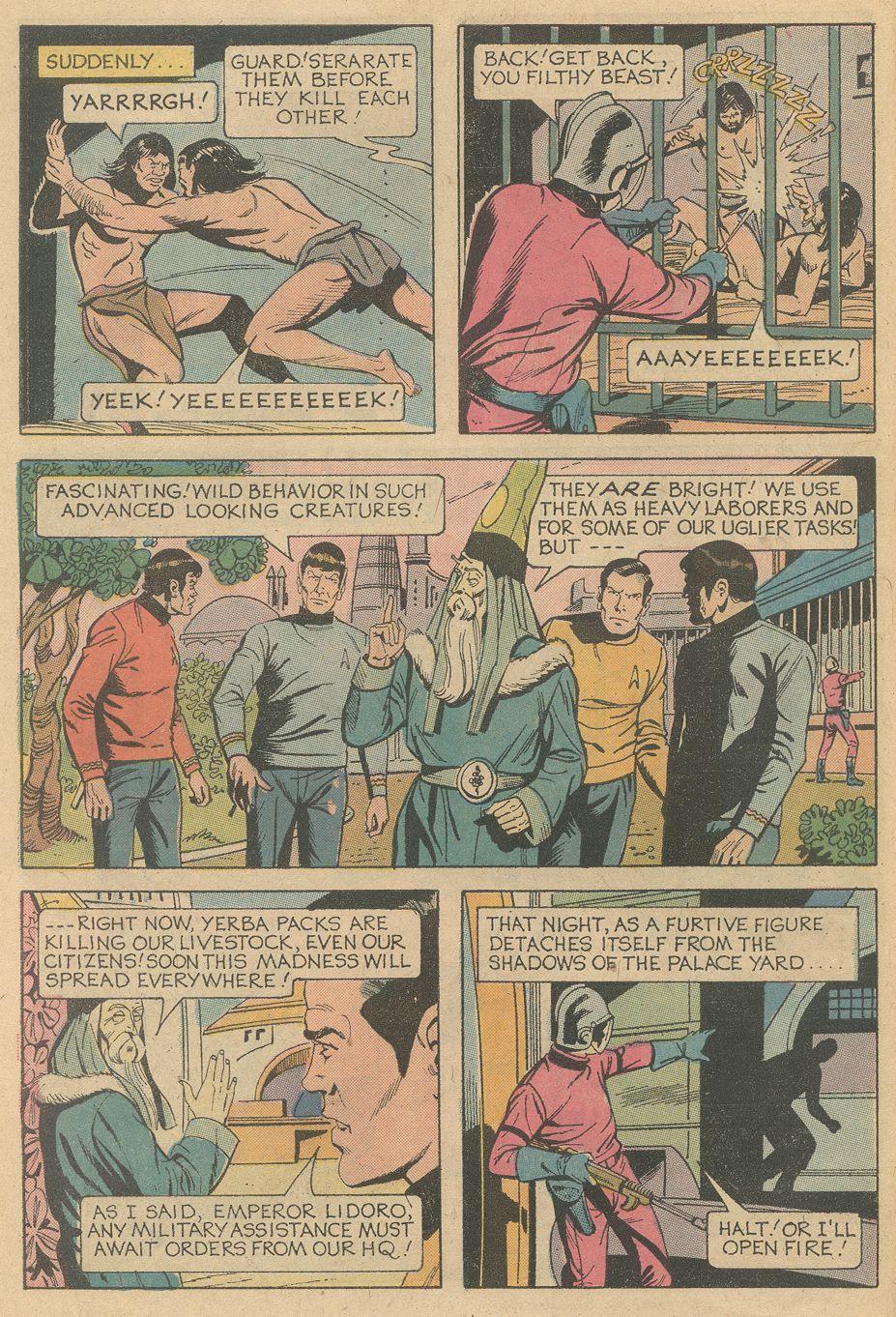 Star Trek (1967) Issue #32 #32 - English 5