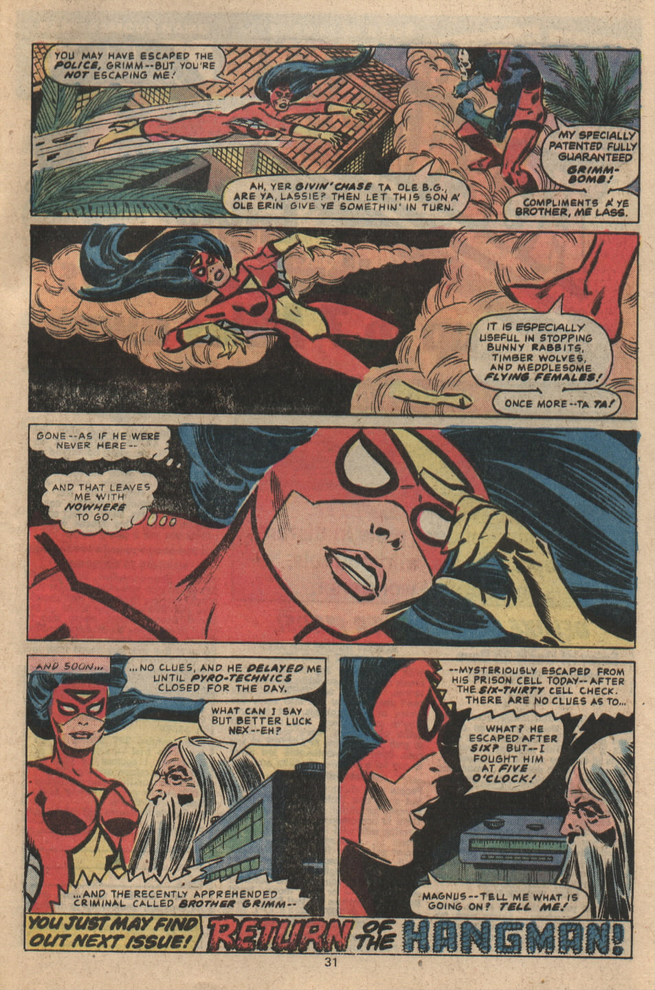 Spider-Woman (1978) Issue #3 #3 - English 18