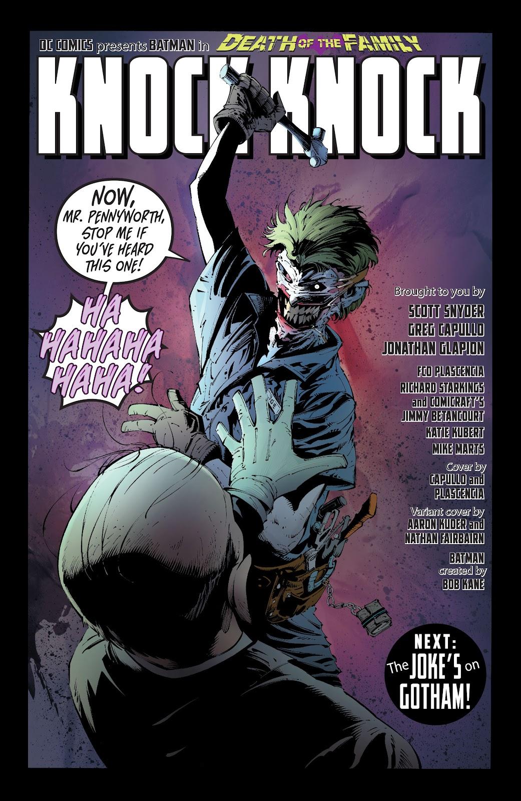 Batman (2011) Issue #13 #28 - English 25