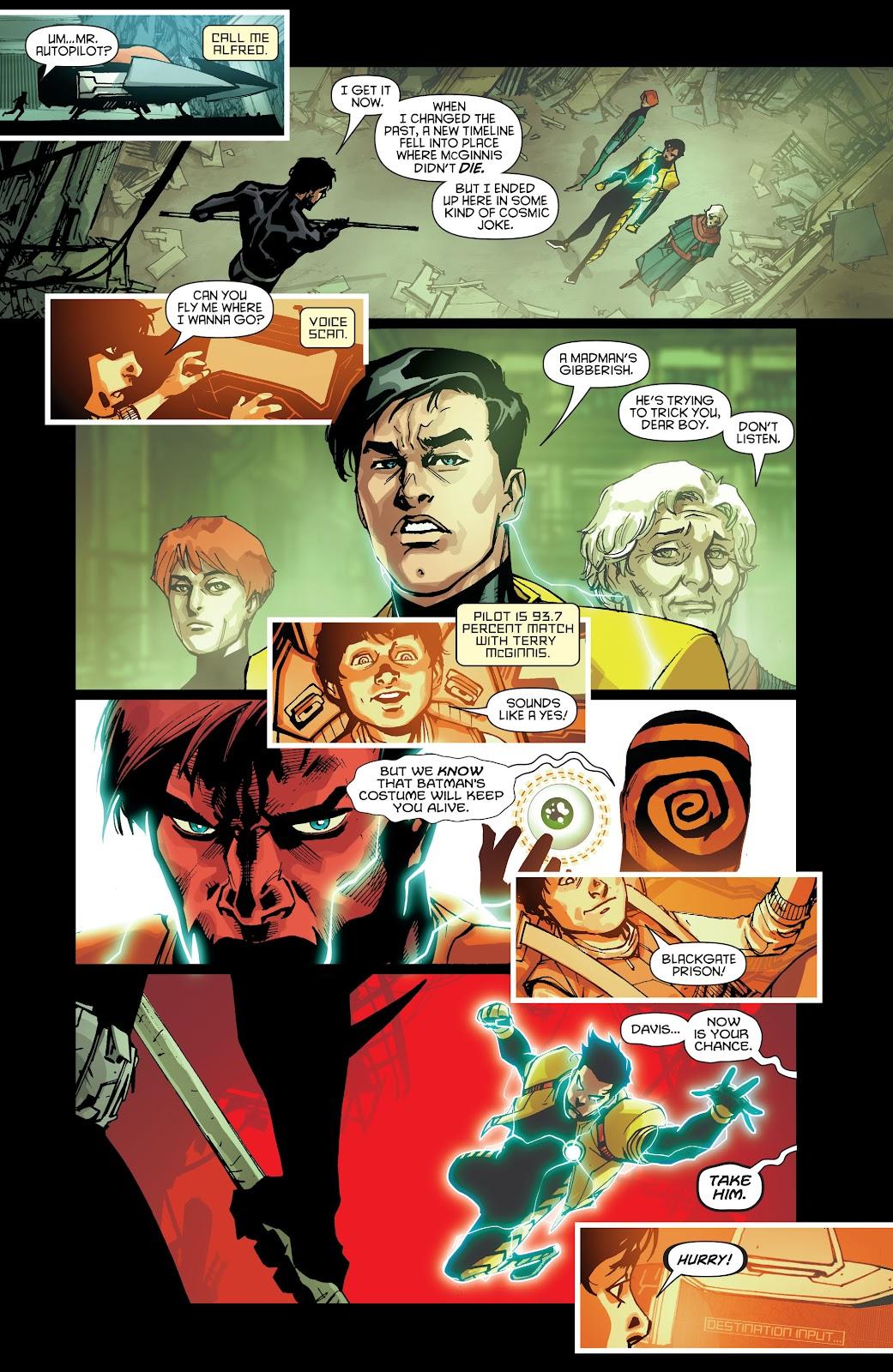 Batman Beyond (2015) Issue #15 #15 - English 20