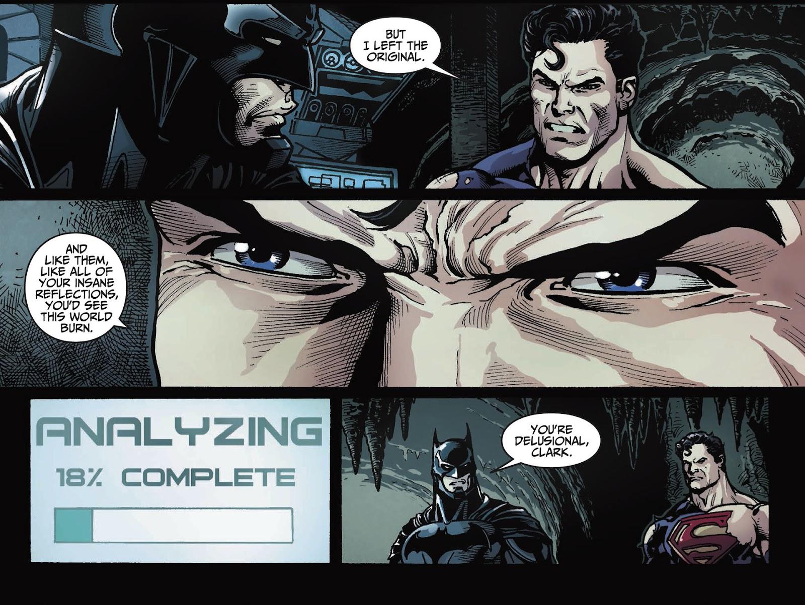 Injustice: Gods Among Us [I] Issue #35 #36 - English 8