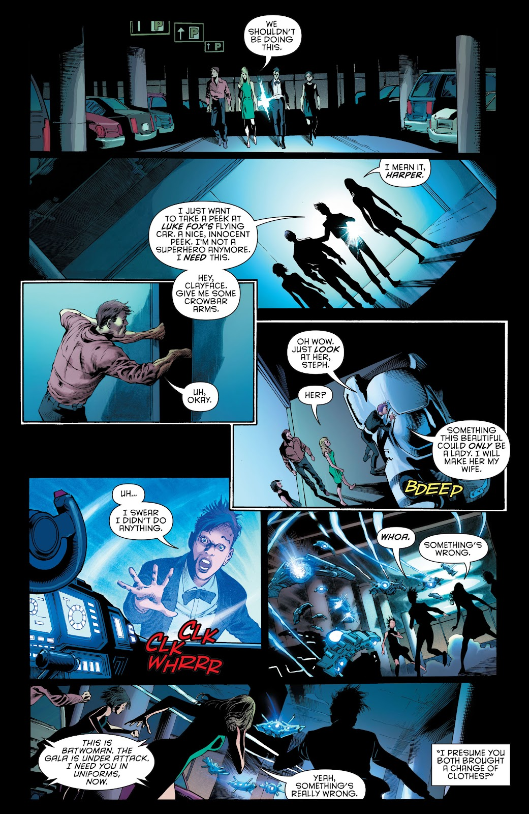 Detective Comics (2016) Issue #944 #11 - English 4
