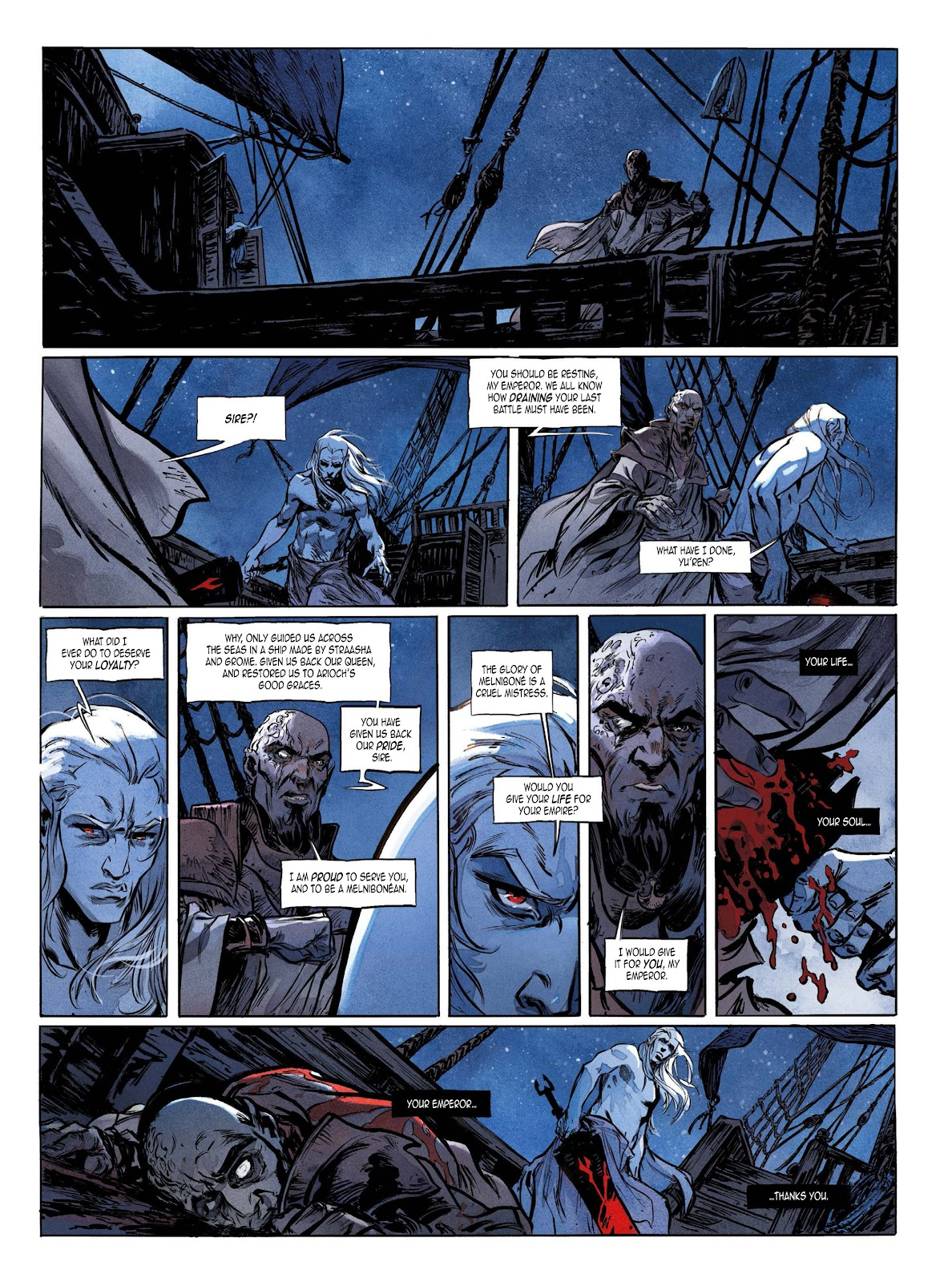 Elric (2014) TPB 2 #2 - English 51
