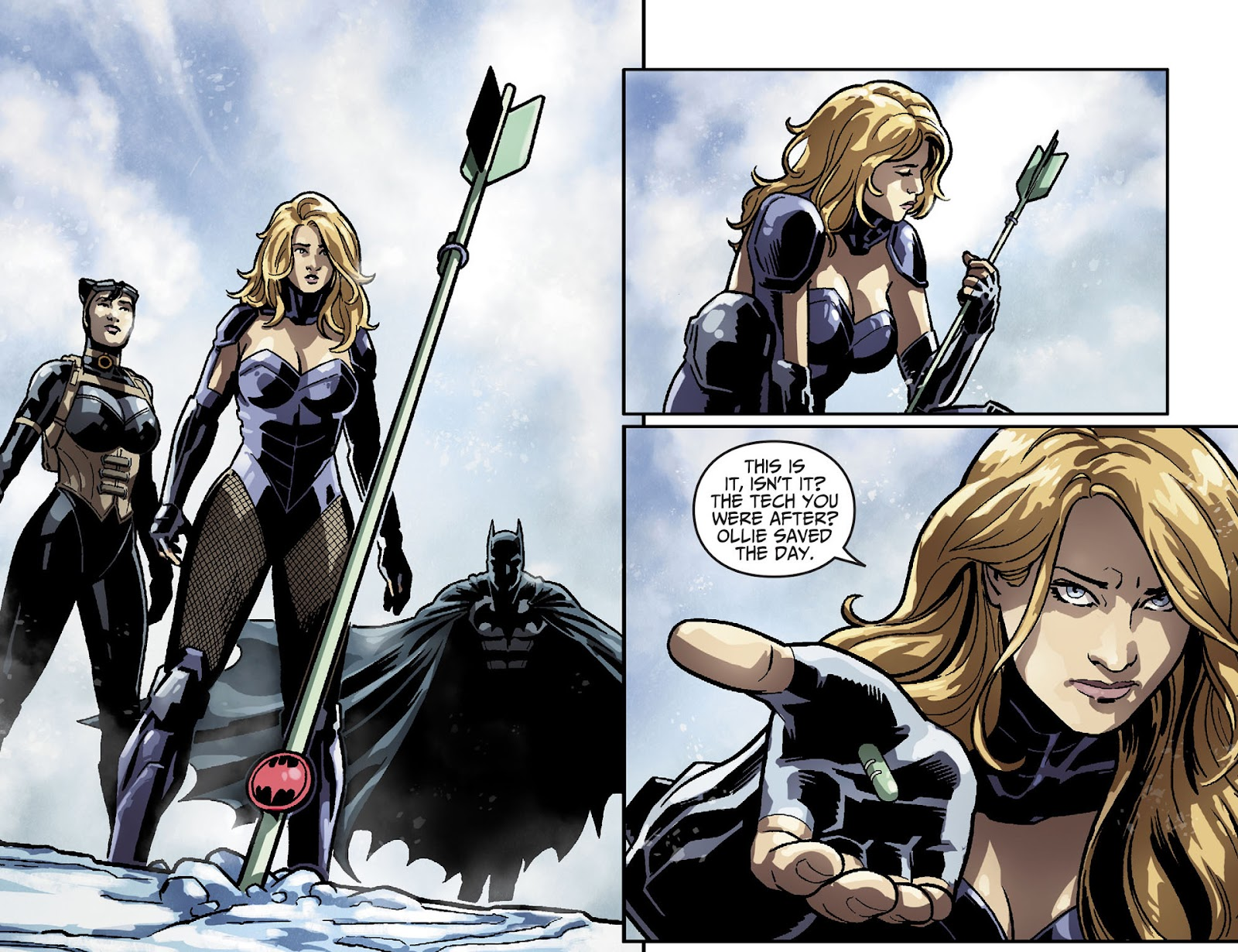 Injustice: Gods Among Us [I] Issue #33 #34 - English 19