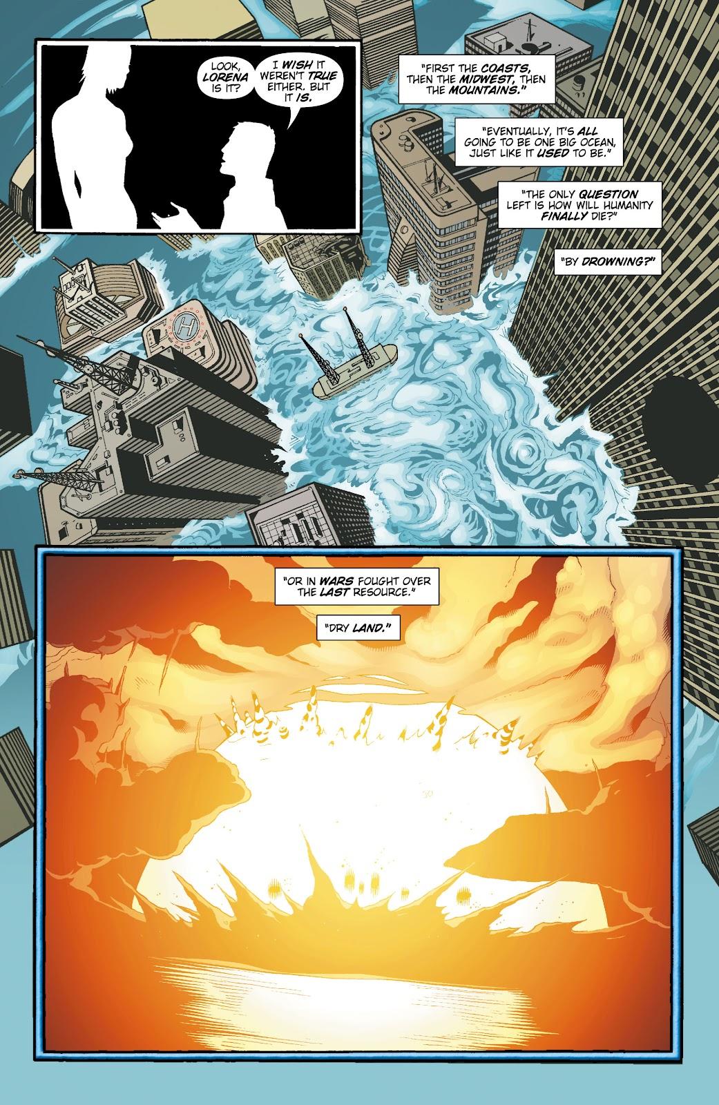 Aquaman (2003) Issue #19 #19 - English 9