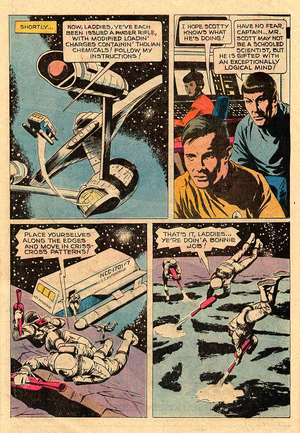 Star Trek (1967) #54 #54 - English 6