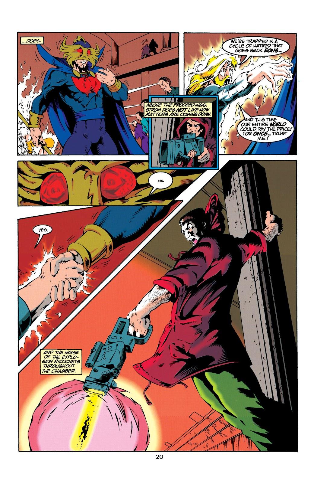 Aquaman (1994) Issue #20 #26 - English 20
