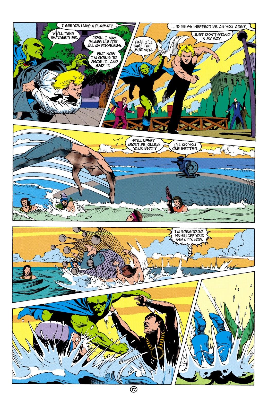 Aquaman (1991) Issue #5 #5 - English 18
