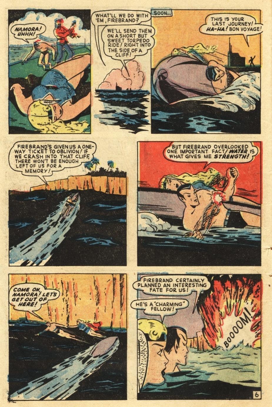 Sub-Mariner Comics #25 #25 - English 8