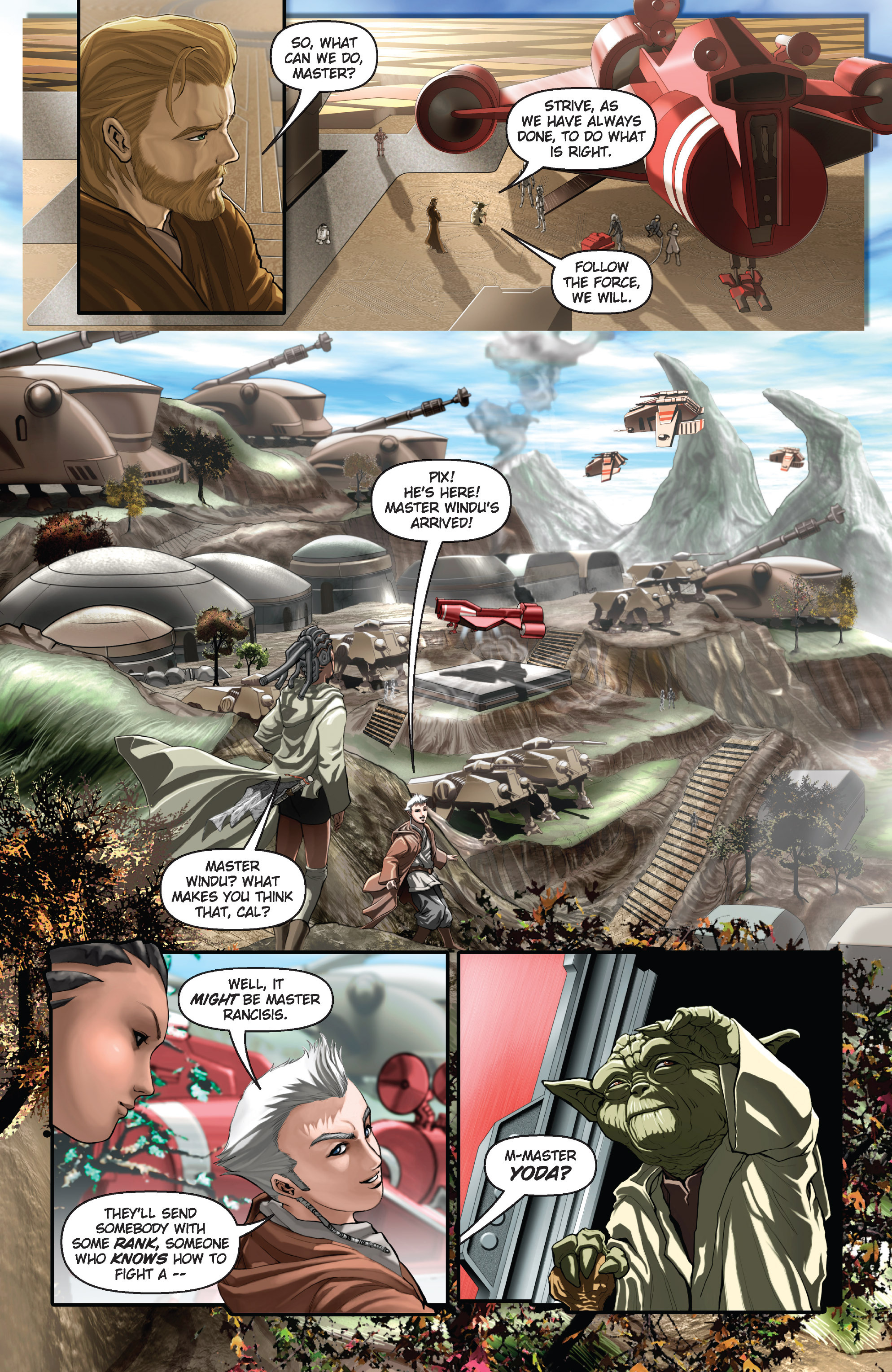 Star Wars Legends Epic Collection: The Clone Wars chap 2 pic 157