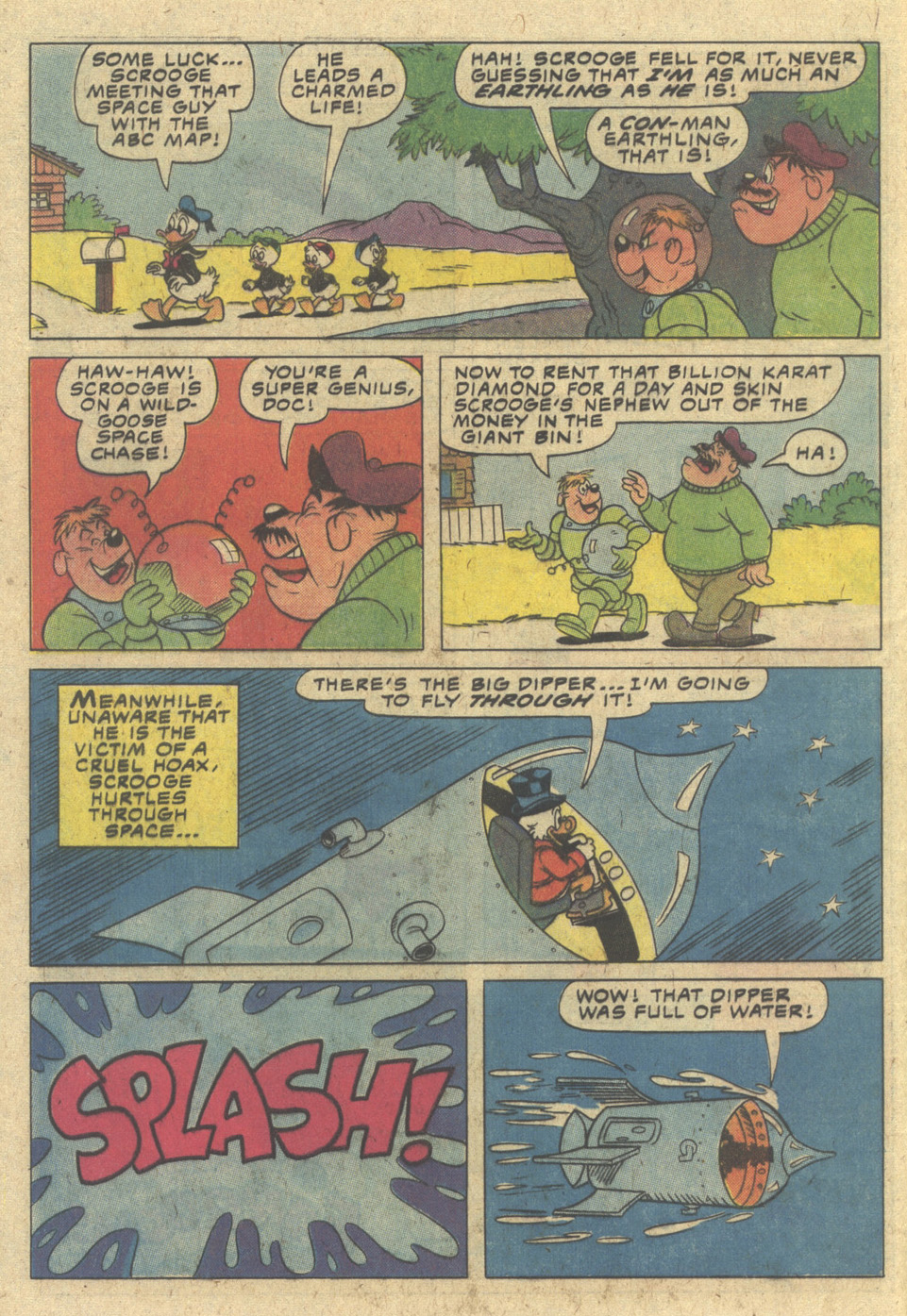 Uncle Scrooge (1953) Issue #188 #188 - English 8