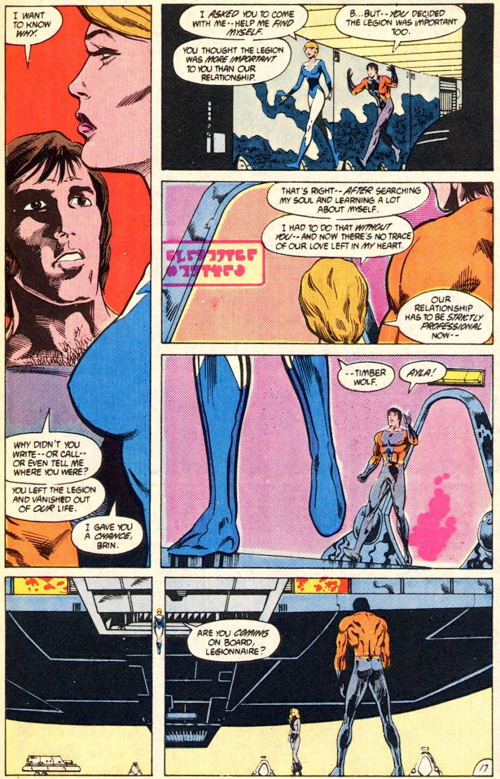 Tales of the Legion Issue #332 #19 - English 18