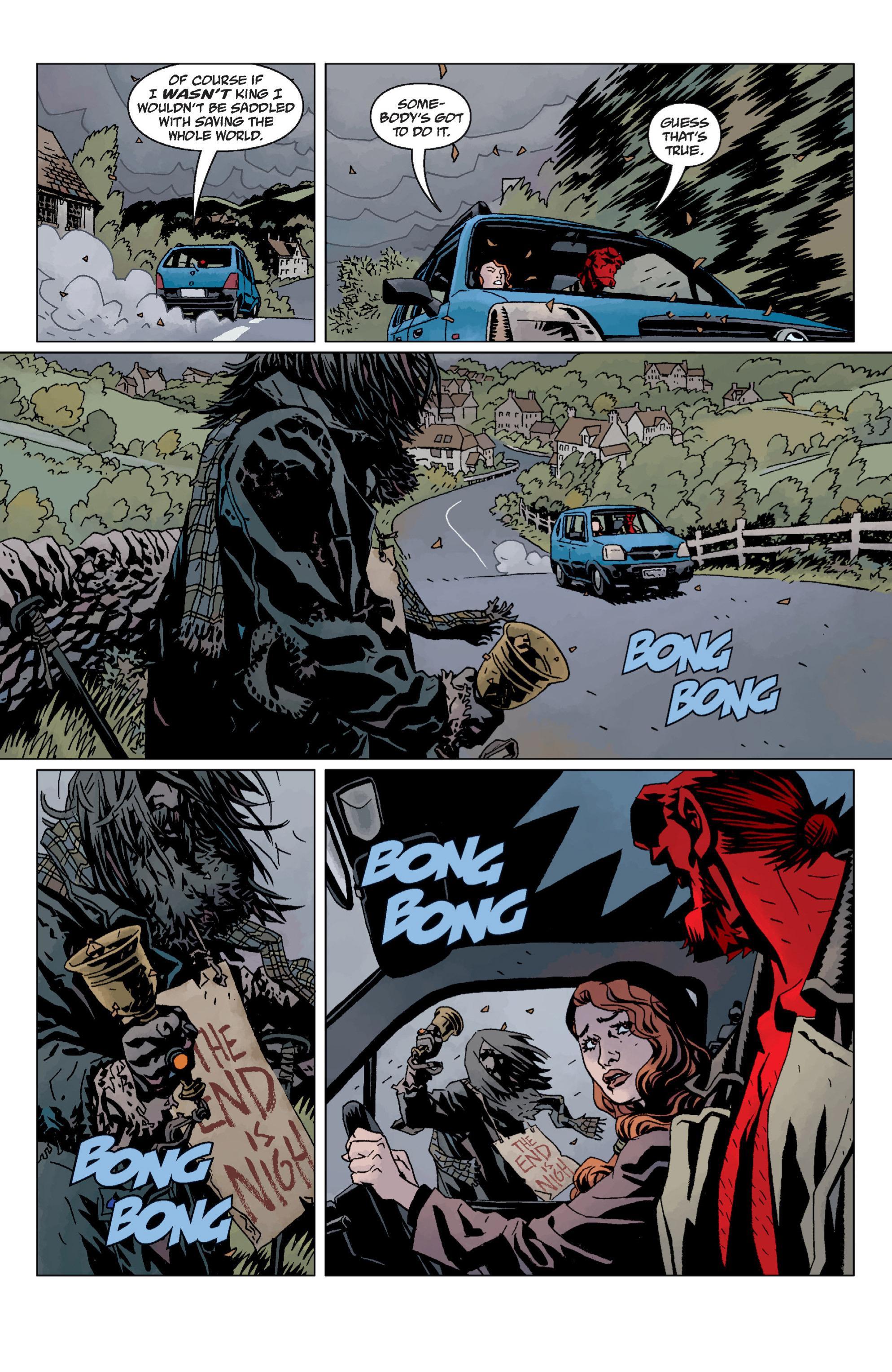 Hellboy chap 12 pic 21