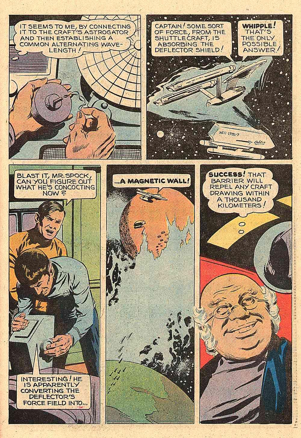 Star Trek (1967) #51 #51 - English 19