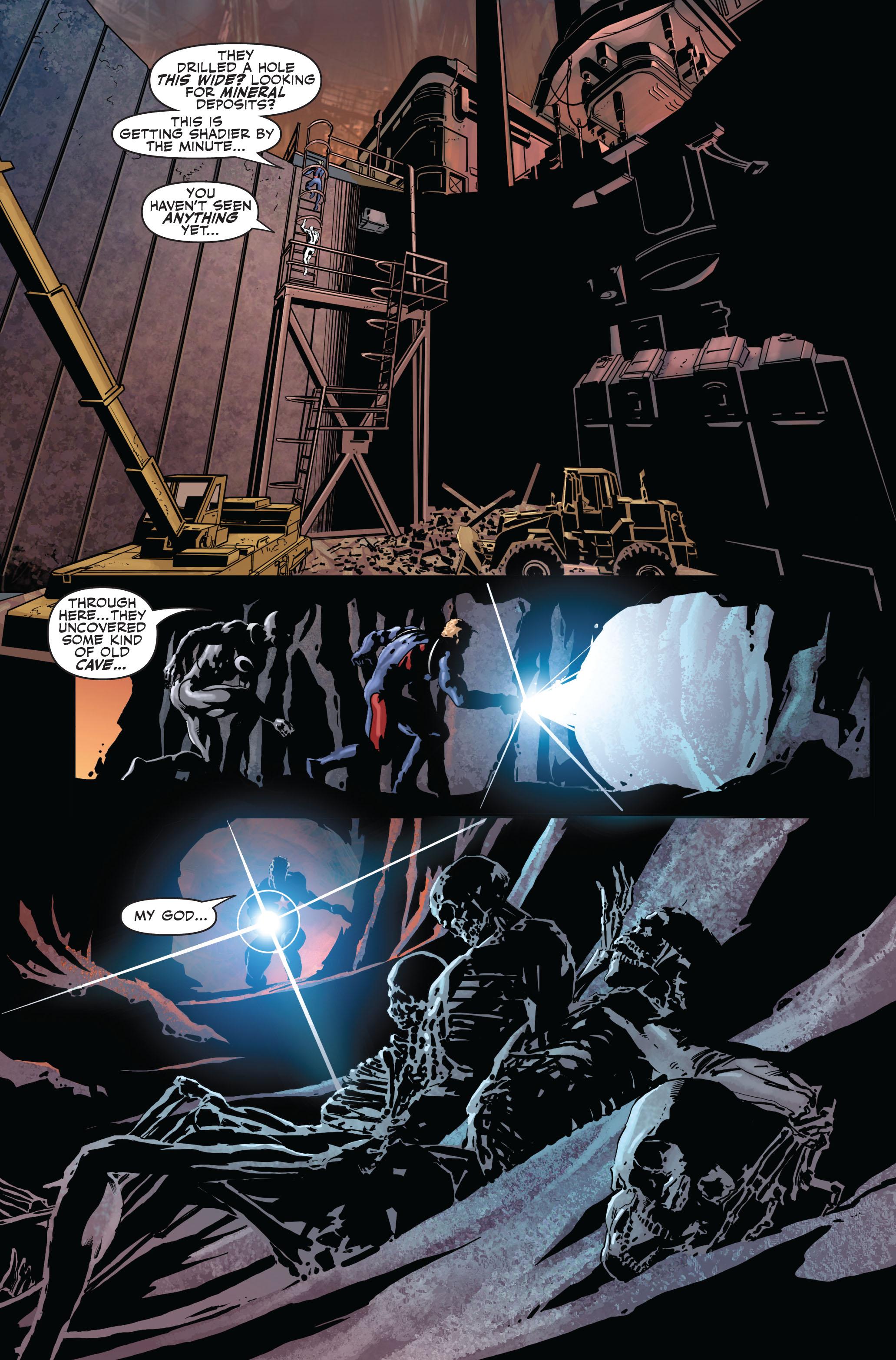 Read online Secret Avengers (2010) comic -  Issue #2 - 7