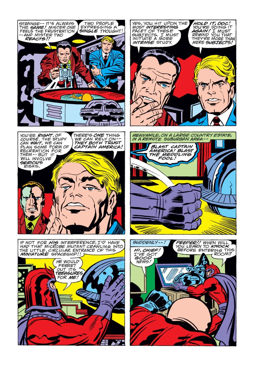 Captain America (1968) _Annual 4 #4 - English 13