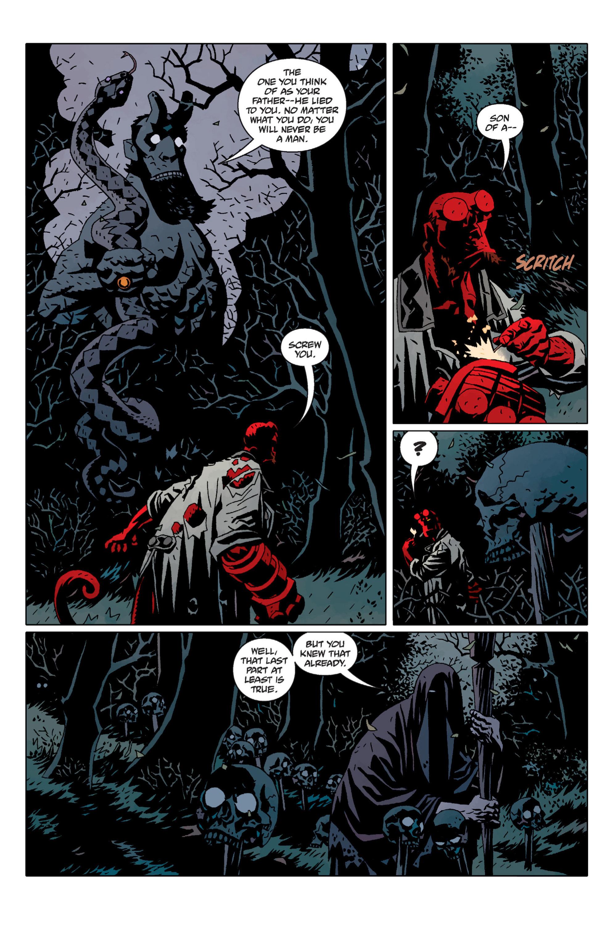 Hellboy chap 12 pic 76