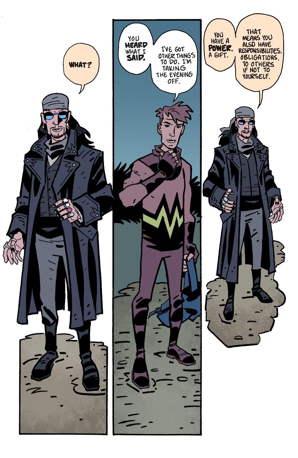 Mudman Issue #6 #6 - English 20