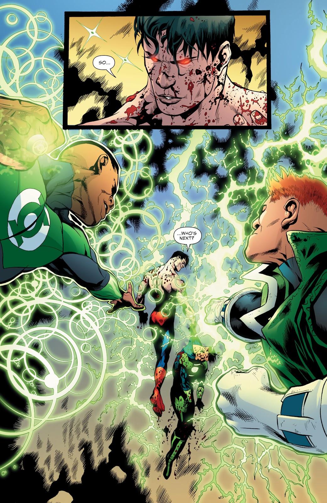 Green Lantern: The Sinestro Corps War Full #1 - English 243