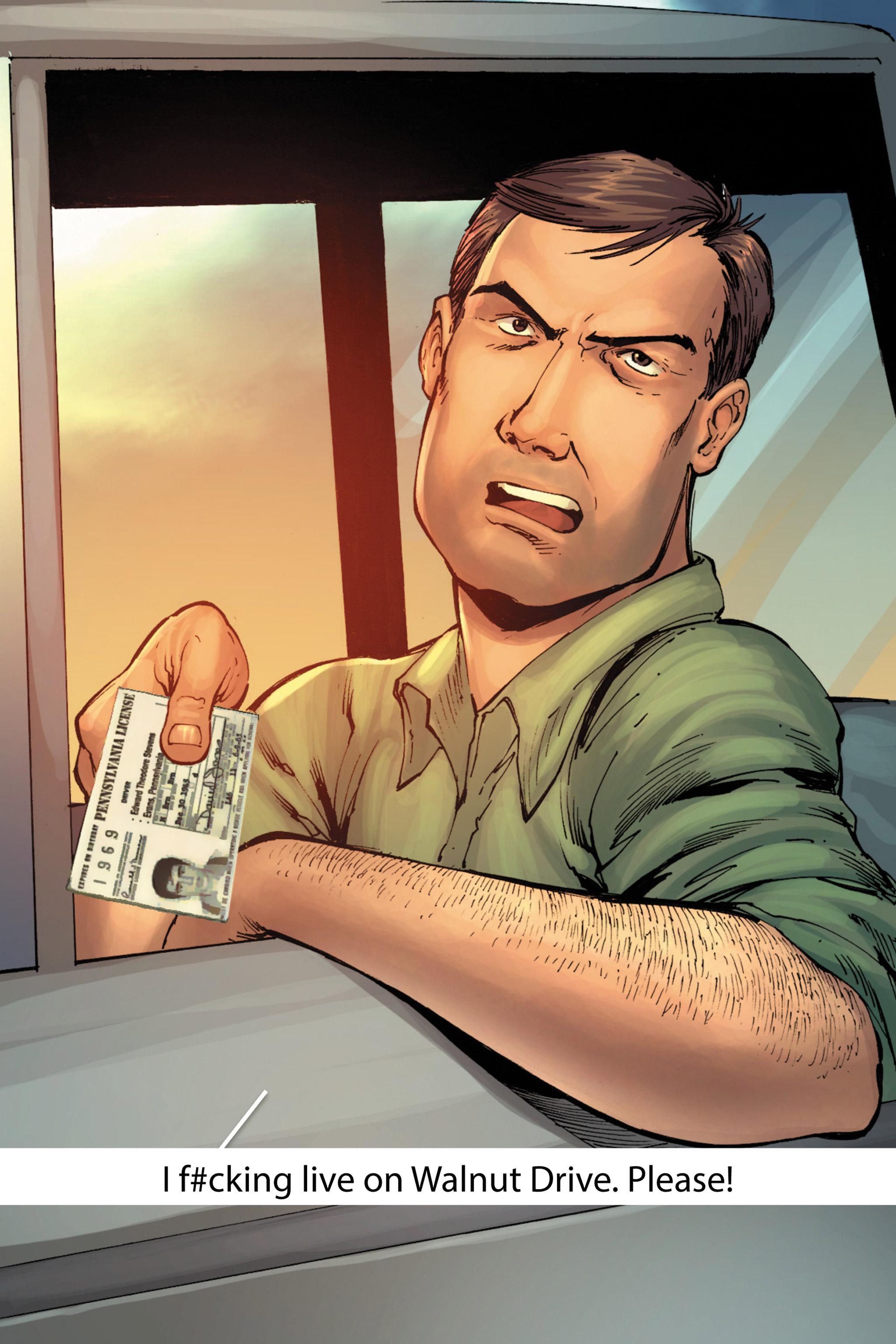 Read online Z-Men comic -  Issue #1 - 7