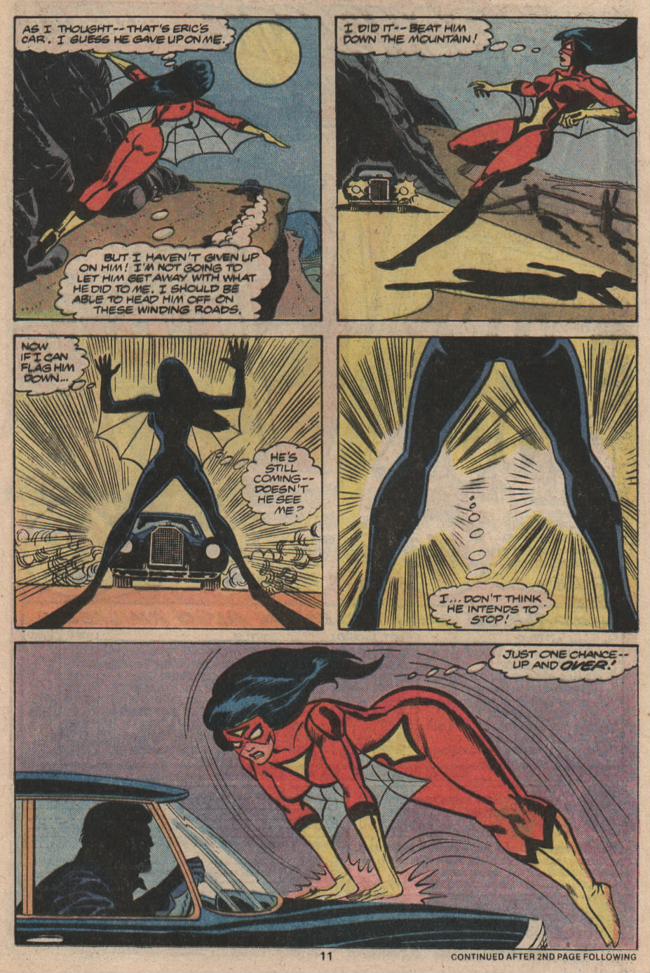 Spider-Woman (1978) Issue #18 #18 - English 8
