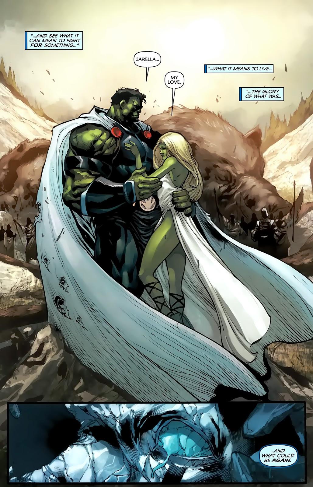 Incredible Hulks (2010) Issue #613 #3 - English 10