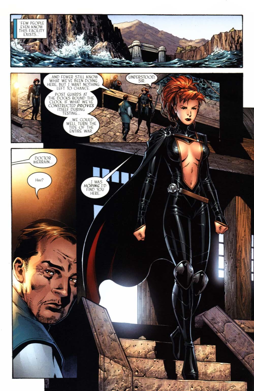Read online Scion comic -  Issue #20 - 8