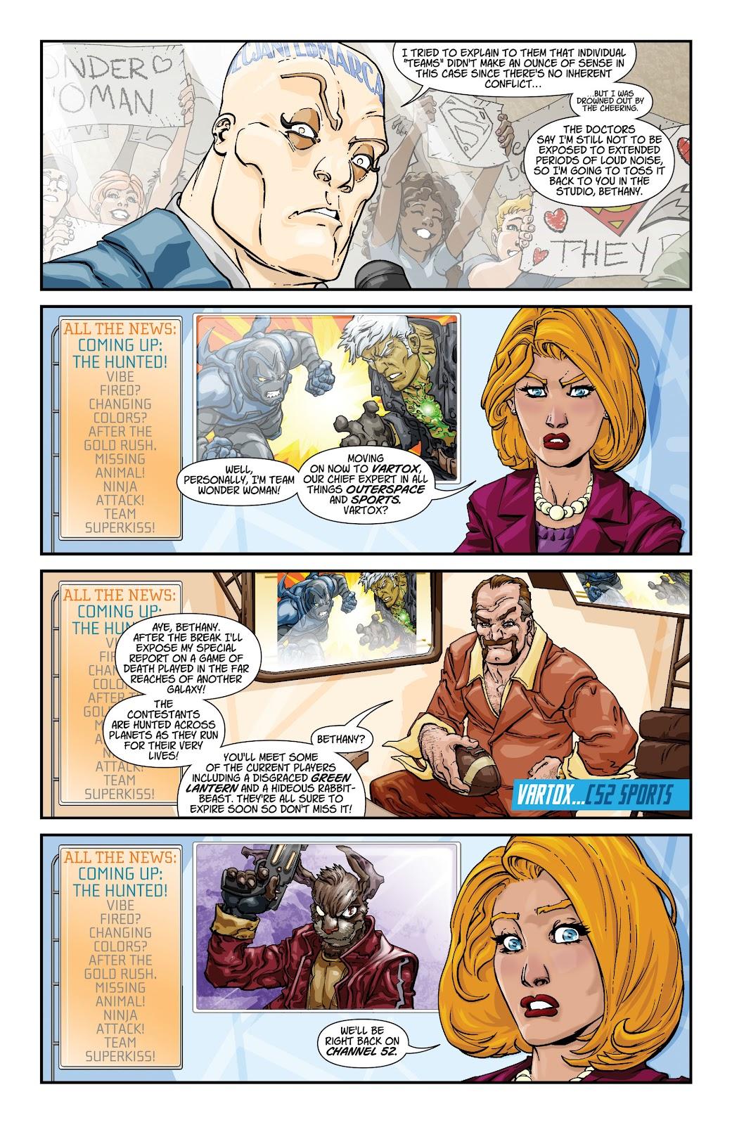 Batman (2011) Issue #17 #32 - English 36