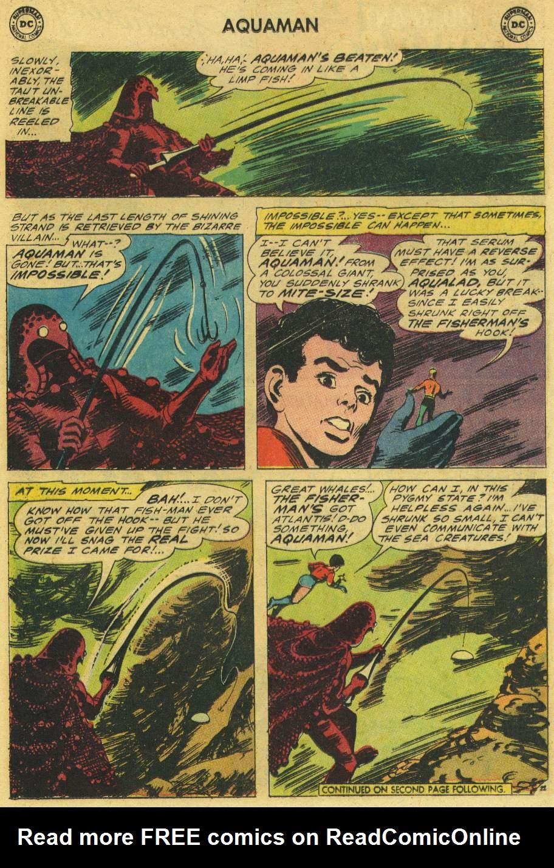 Aquaman (1962) Issue #21 #21 - English 29